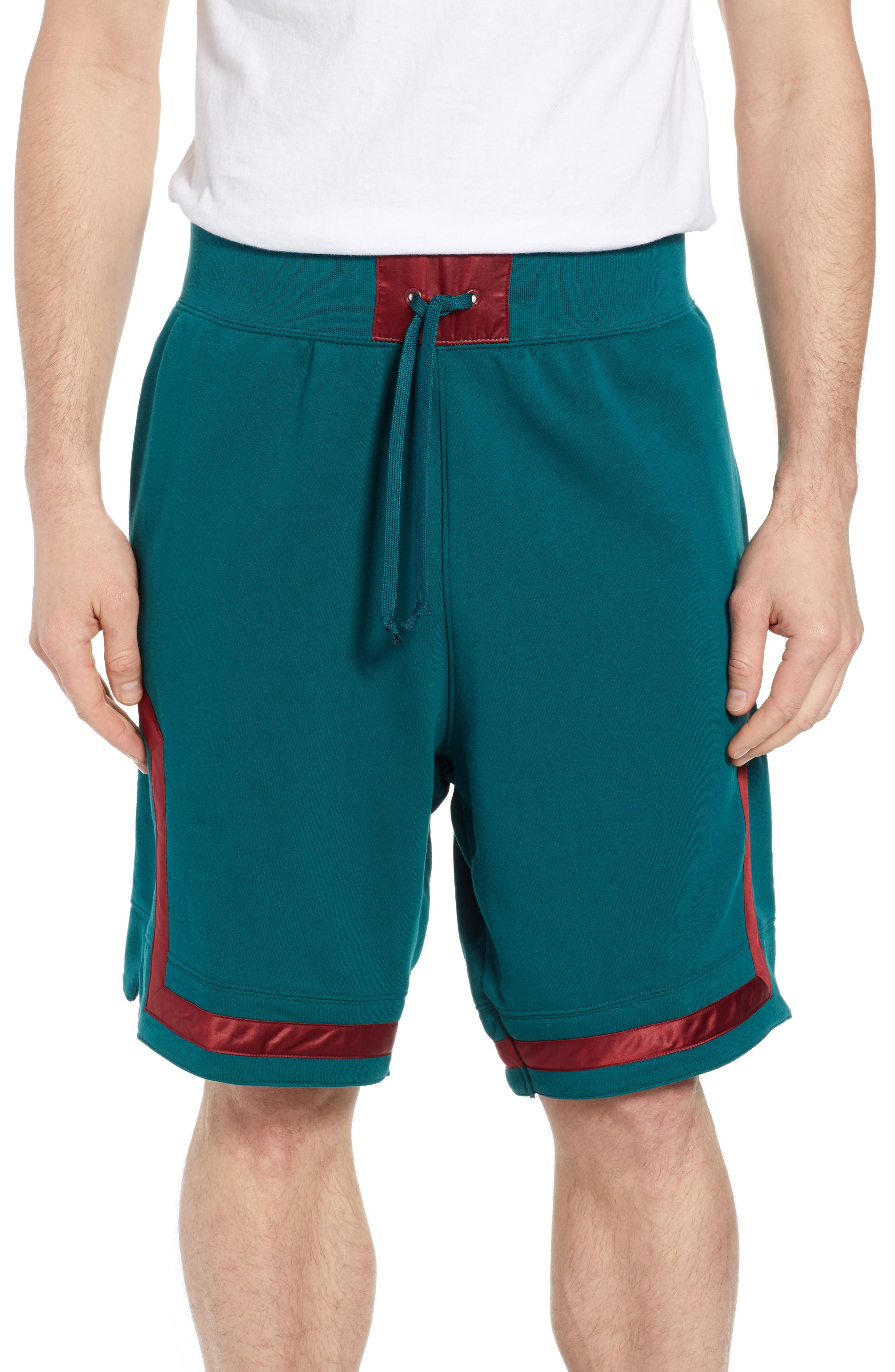 Nike Air Force One Shorts, Green