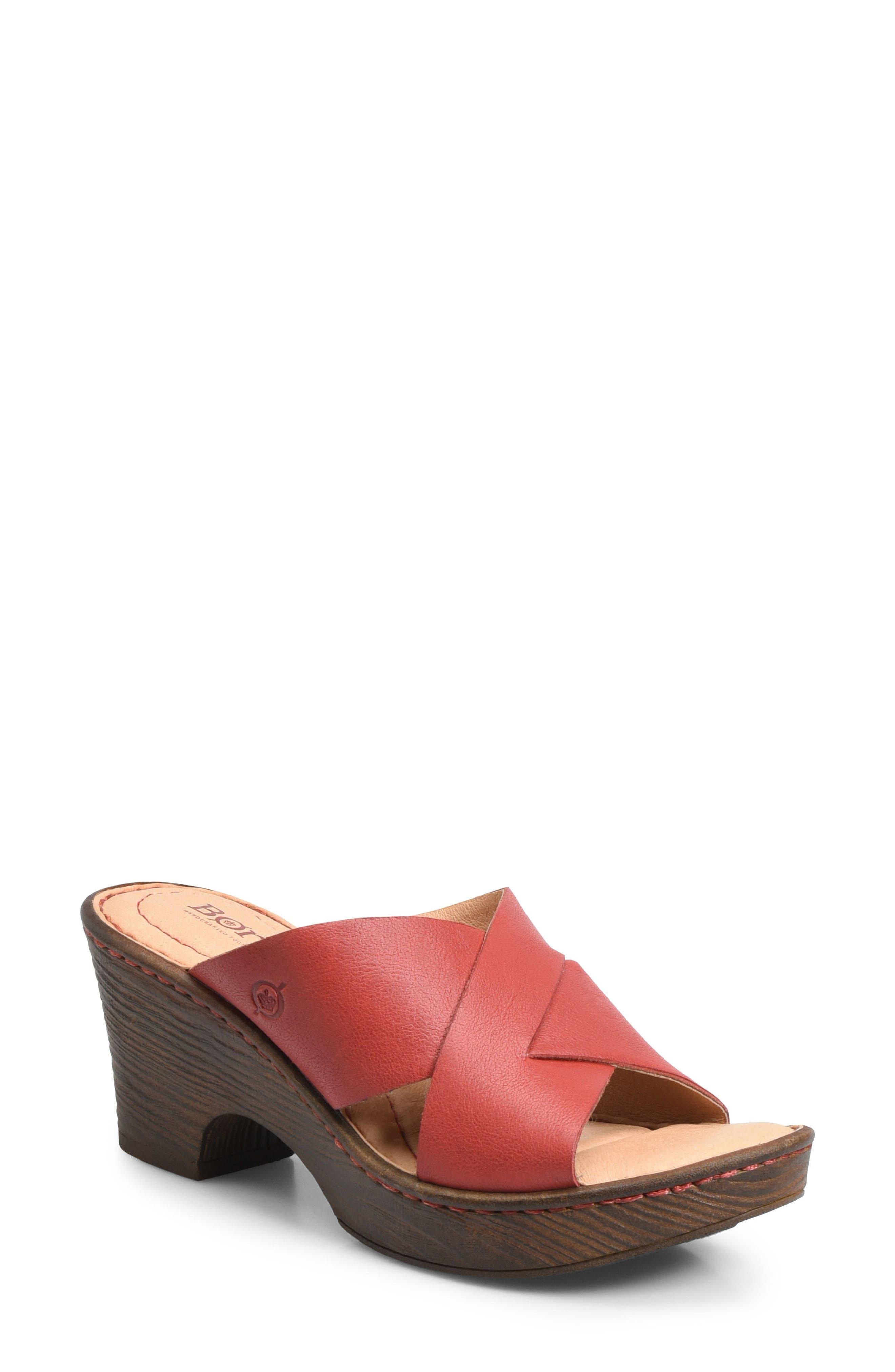 Coney Platform Sandal,                             Main thumbnail 4, color,