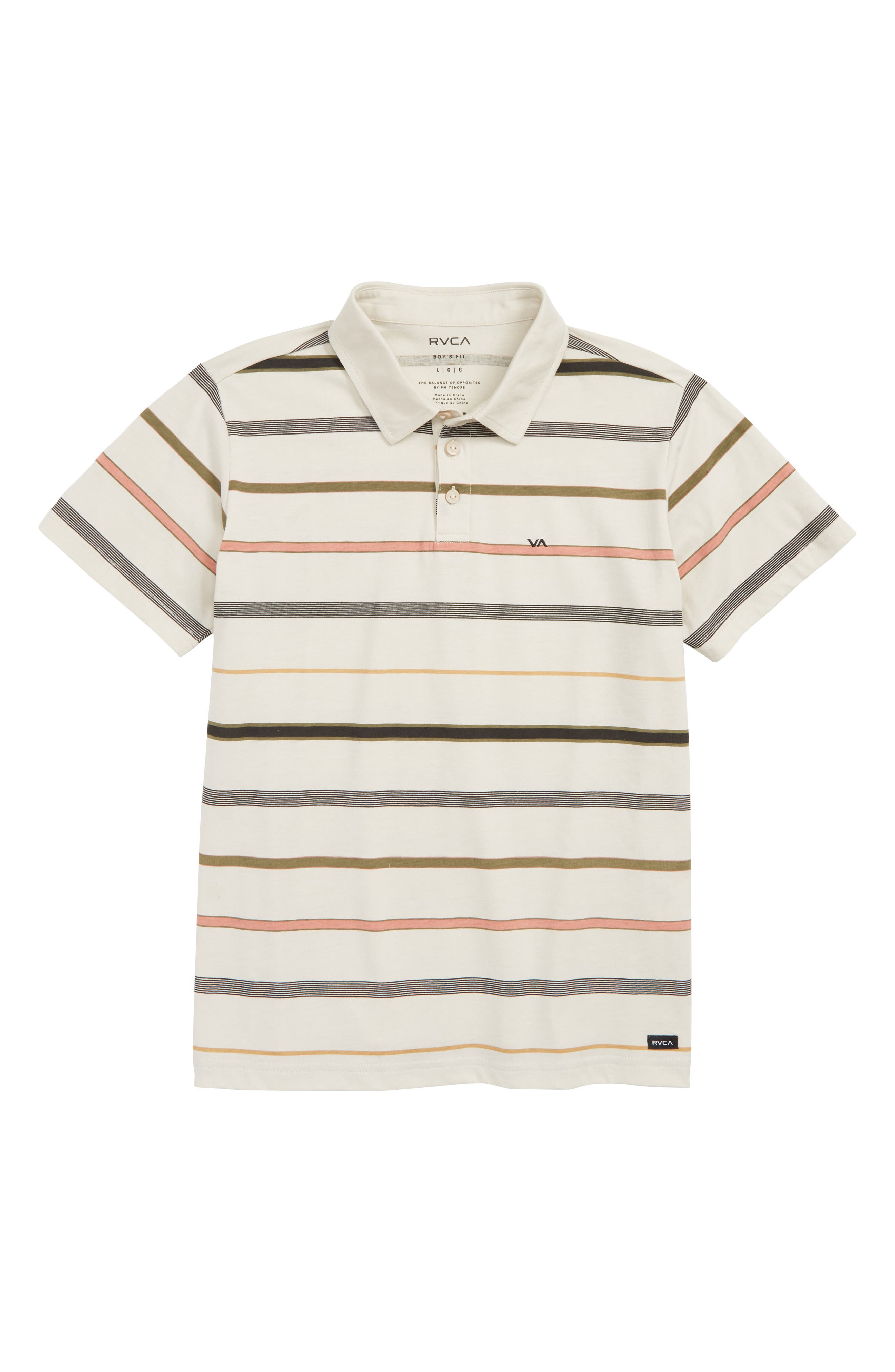 Sure Thing II Polo,                         Main,                         color, 196