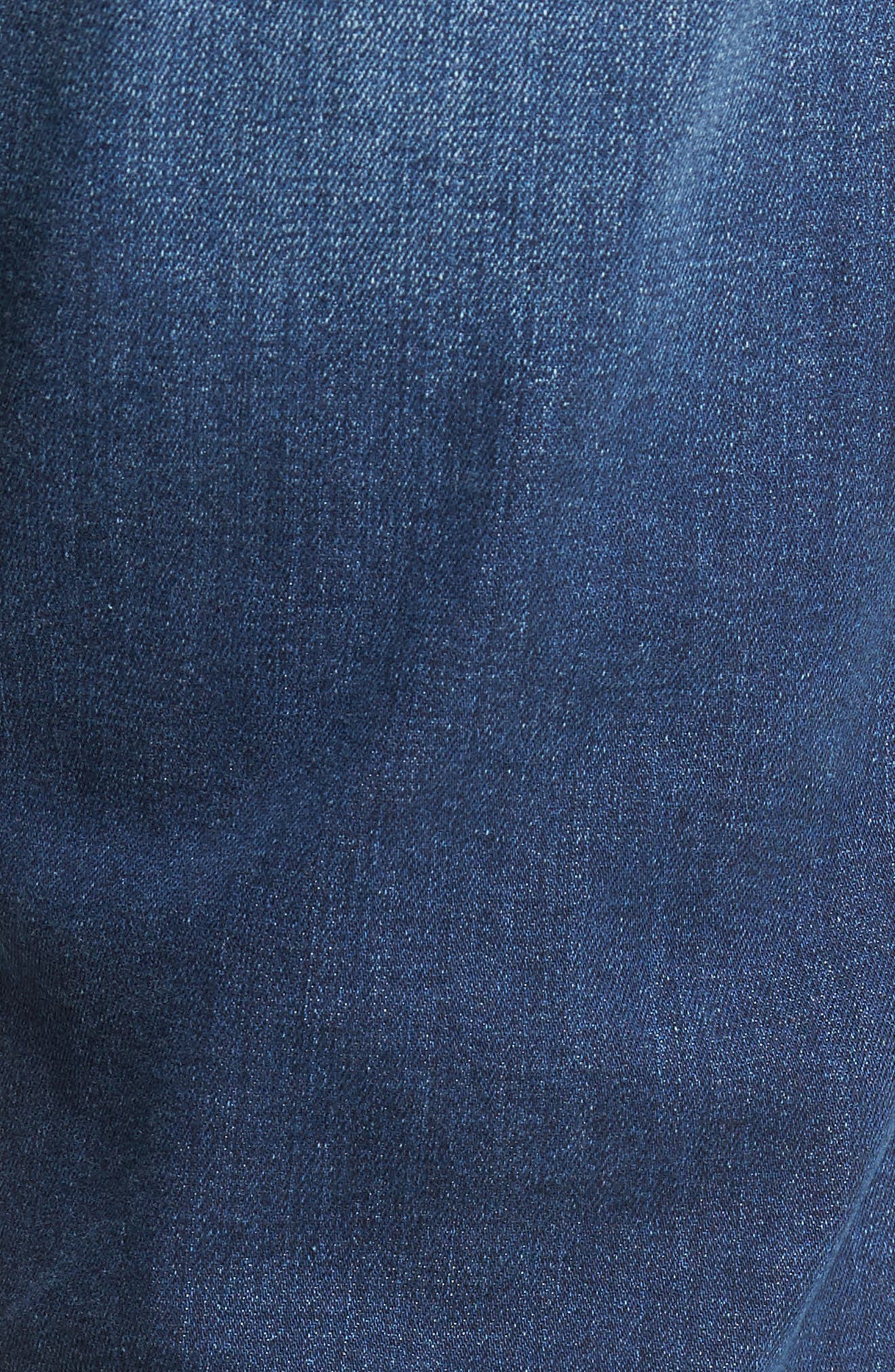 Myles Straight Fit Jeans,                             Alternate thumbnail 5, color,                             401