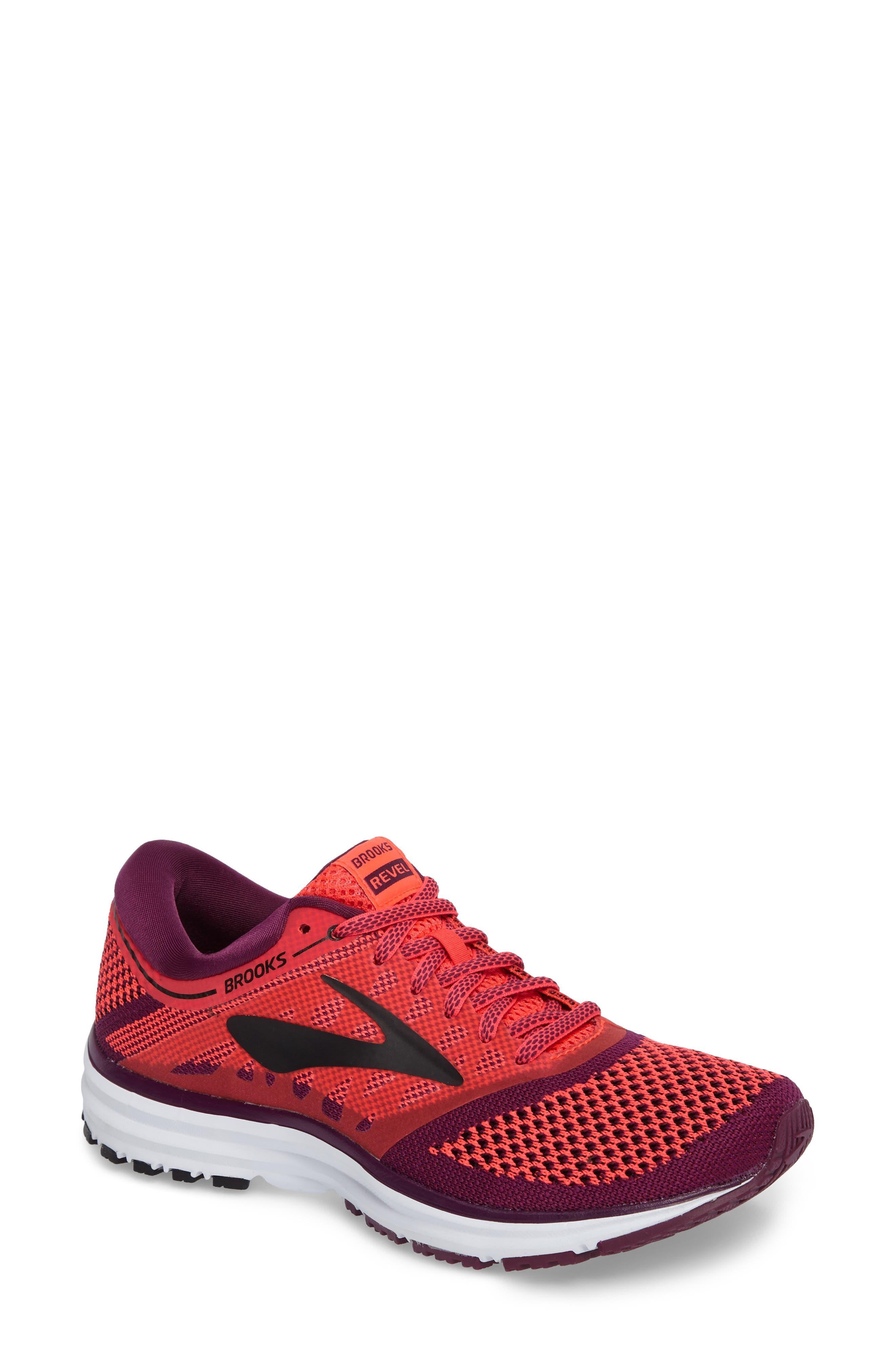 Revel Running Shoe,                             Main thumbnail 6, color,