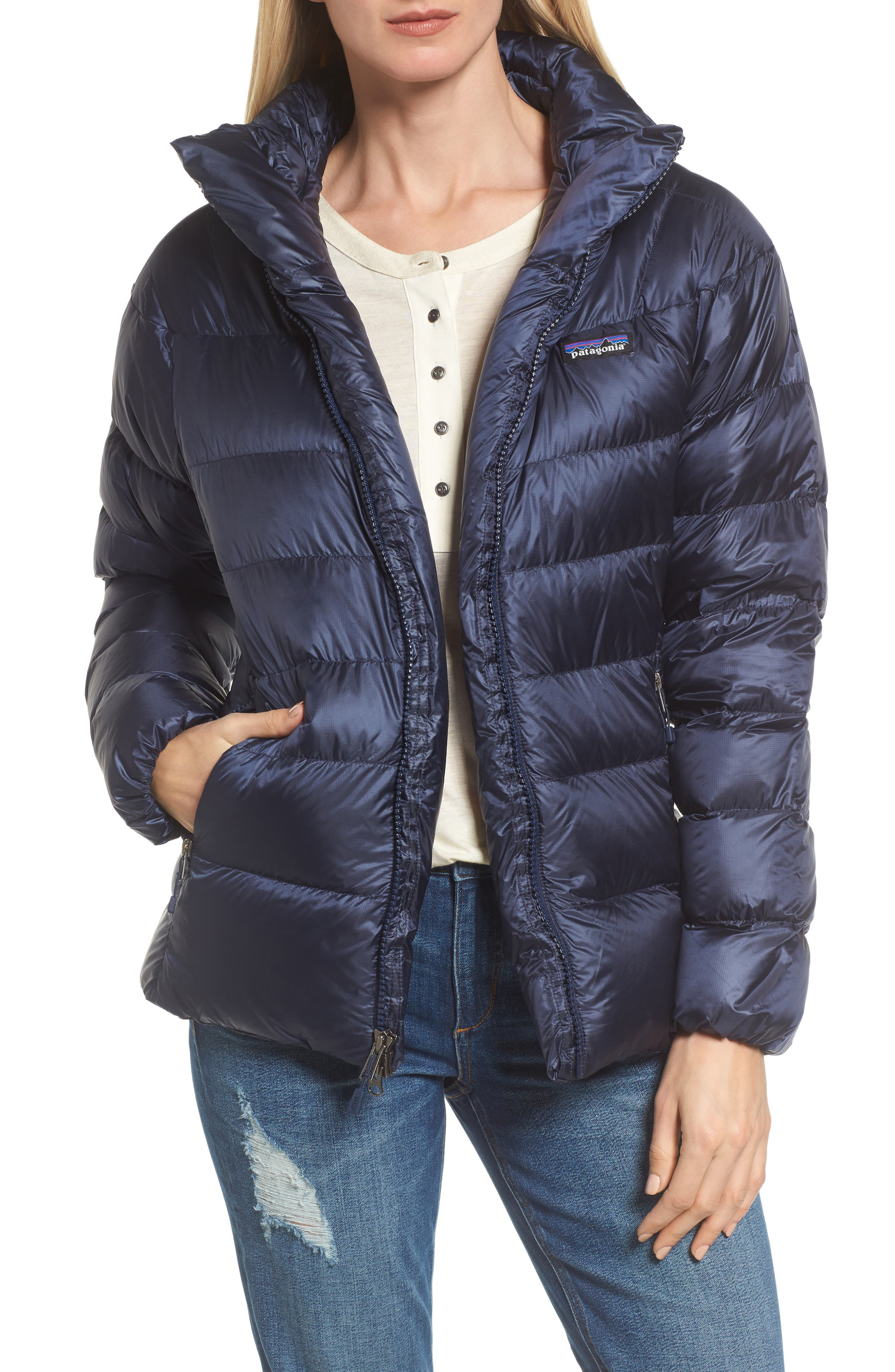Fitz Roy Water Repellent 800-Fill-Power Down Parka,                             Main thumbnail 2, color,