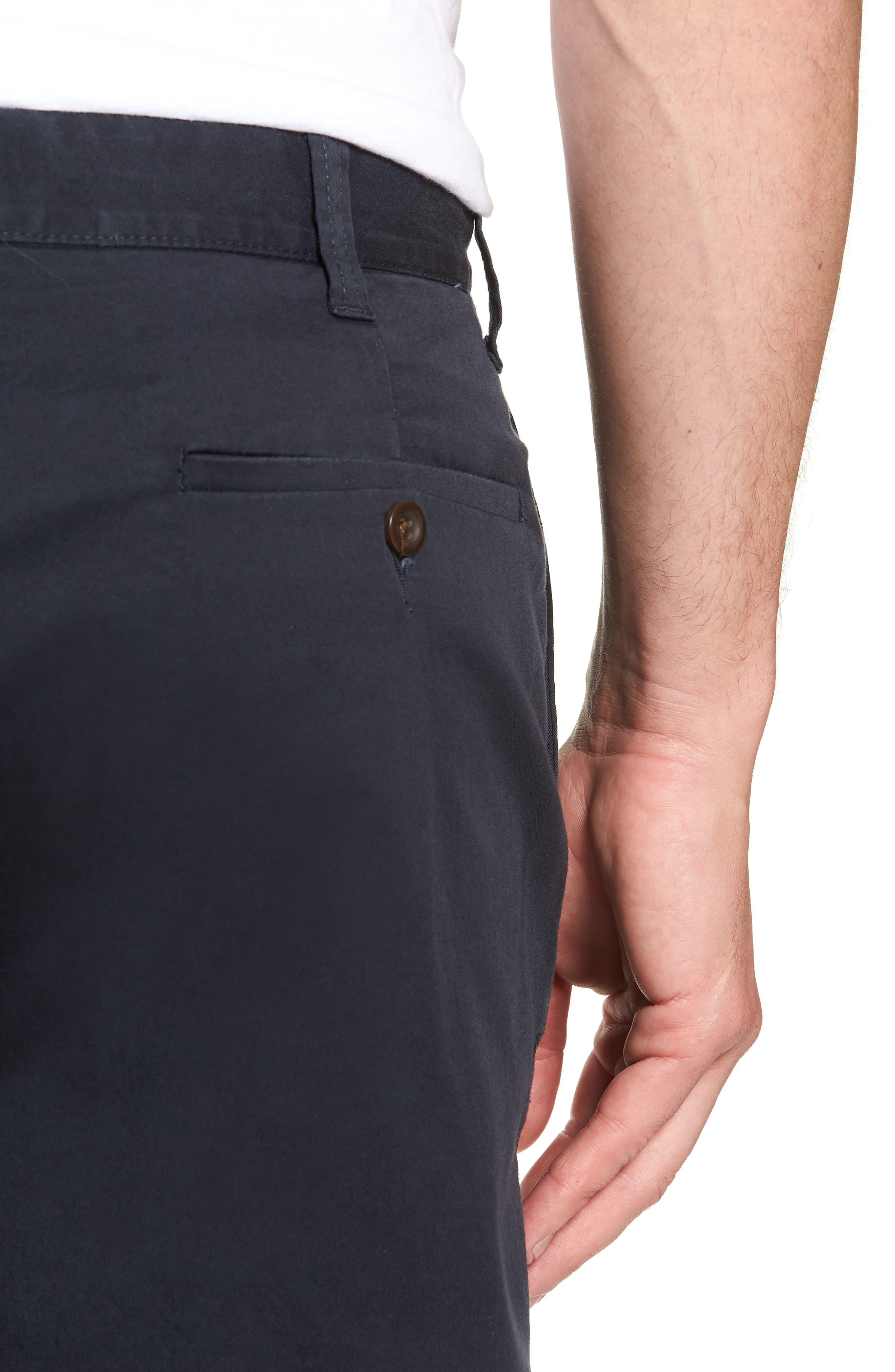 Stretch Cotton Shorts,                             Alternate thumbnail 14, color,
