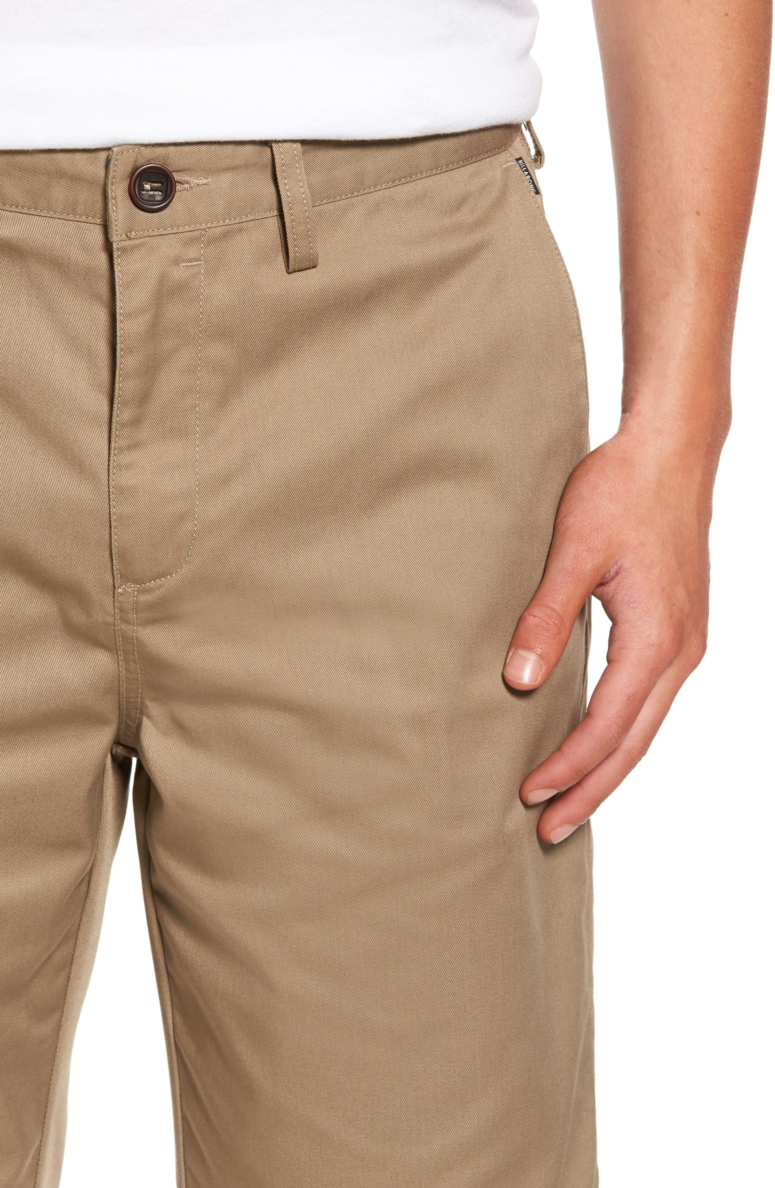 Carter Stretch Twill Shorts,                             Alternate thumbnail 14, color,