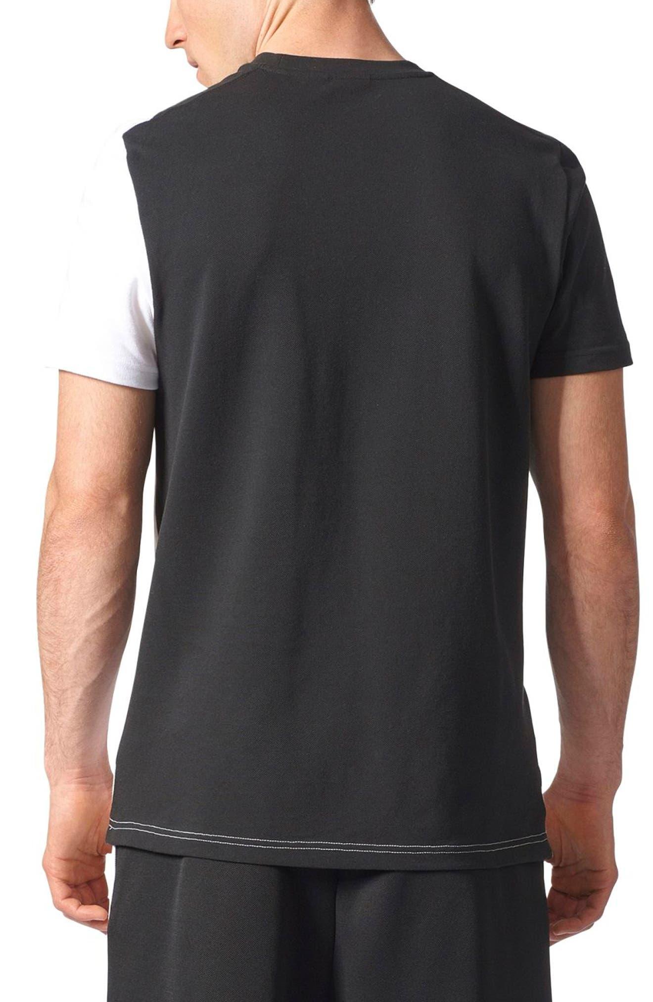 Equipment Rose City T-Shirt,                             Alternate thumbnail 2, color,                             001