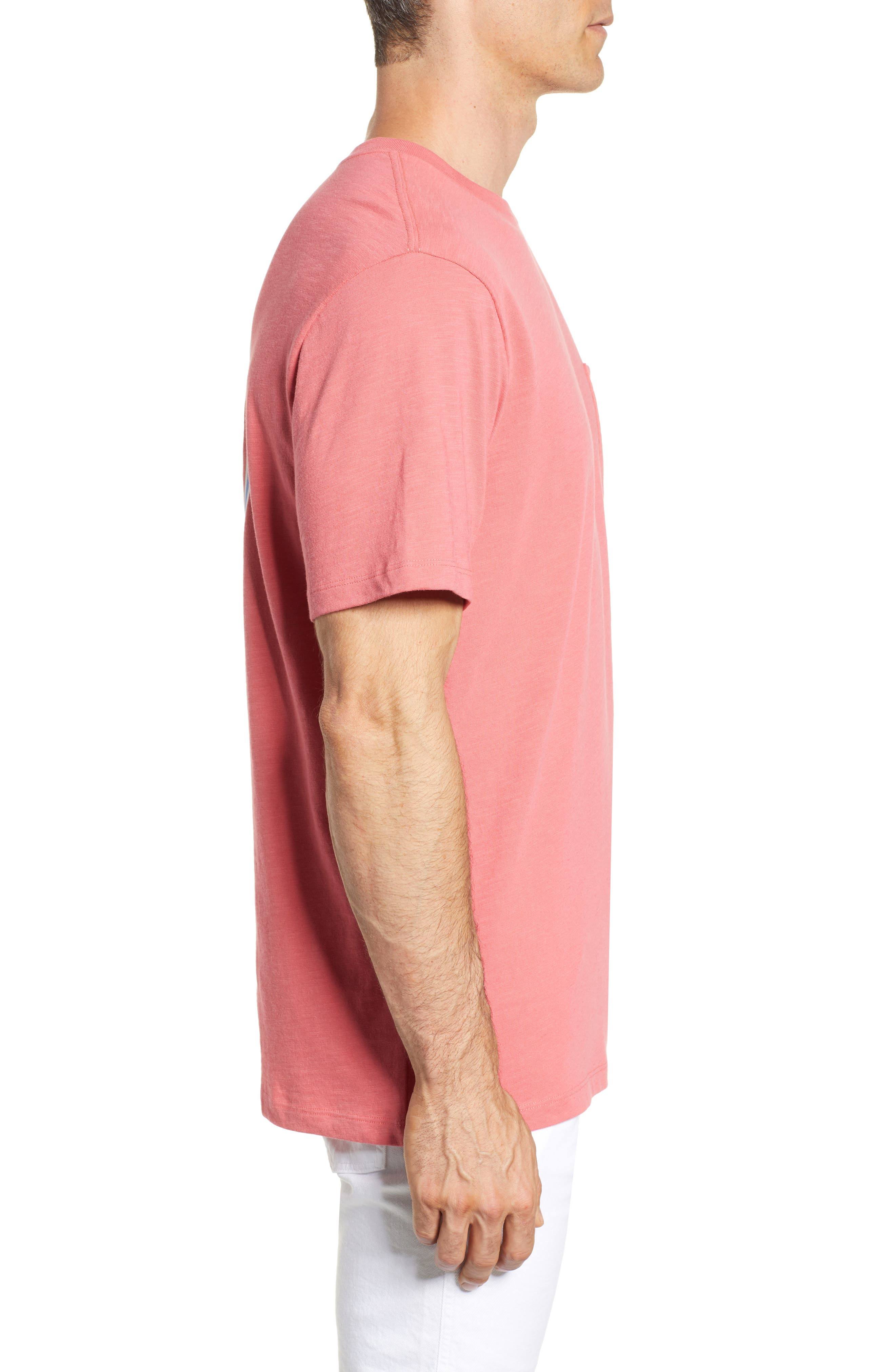 Every Day Should Feel This Good Pocket T-Shirt,                             Alternate thumbnail 3, color,                             628