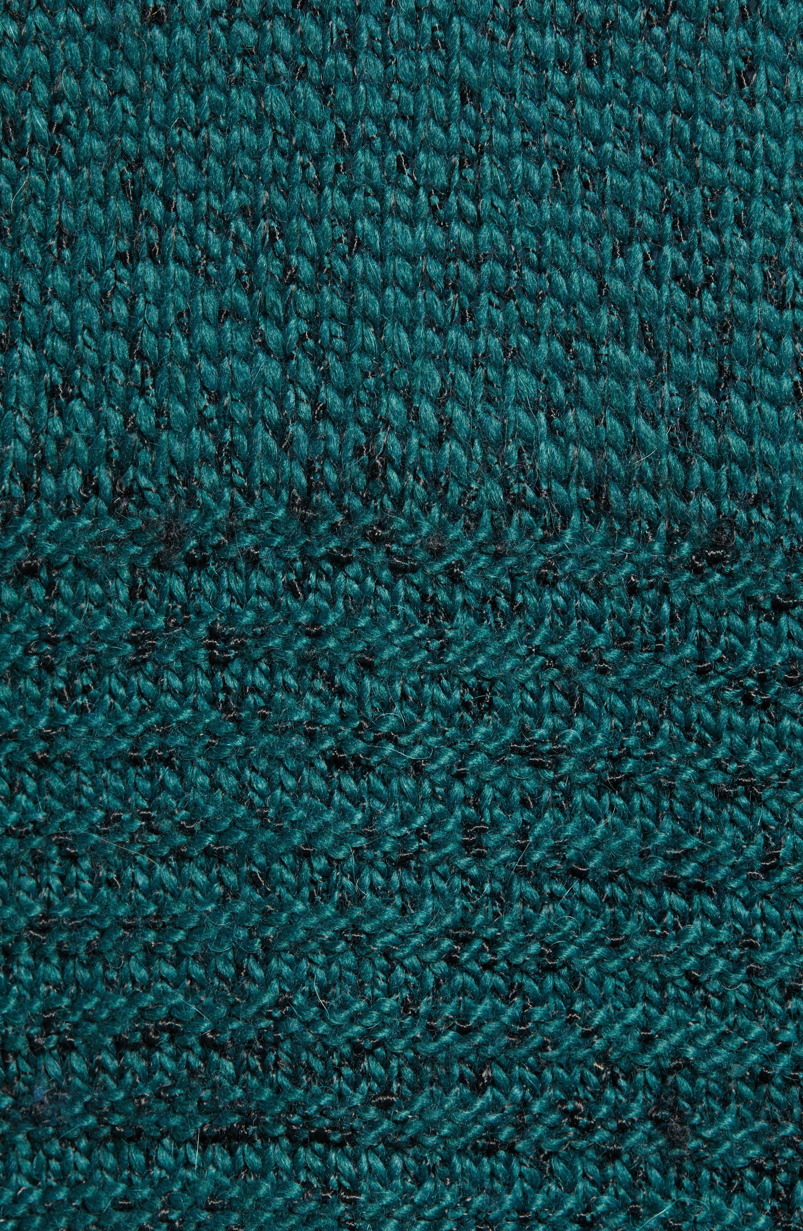 Mixed Stitch Long Cardigan,                             Alternate thumbnail 5, color,                             301