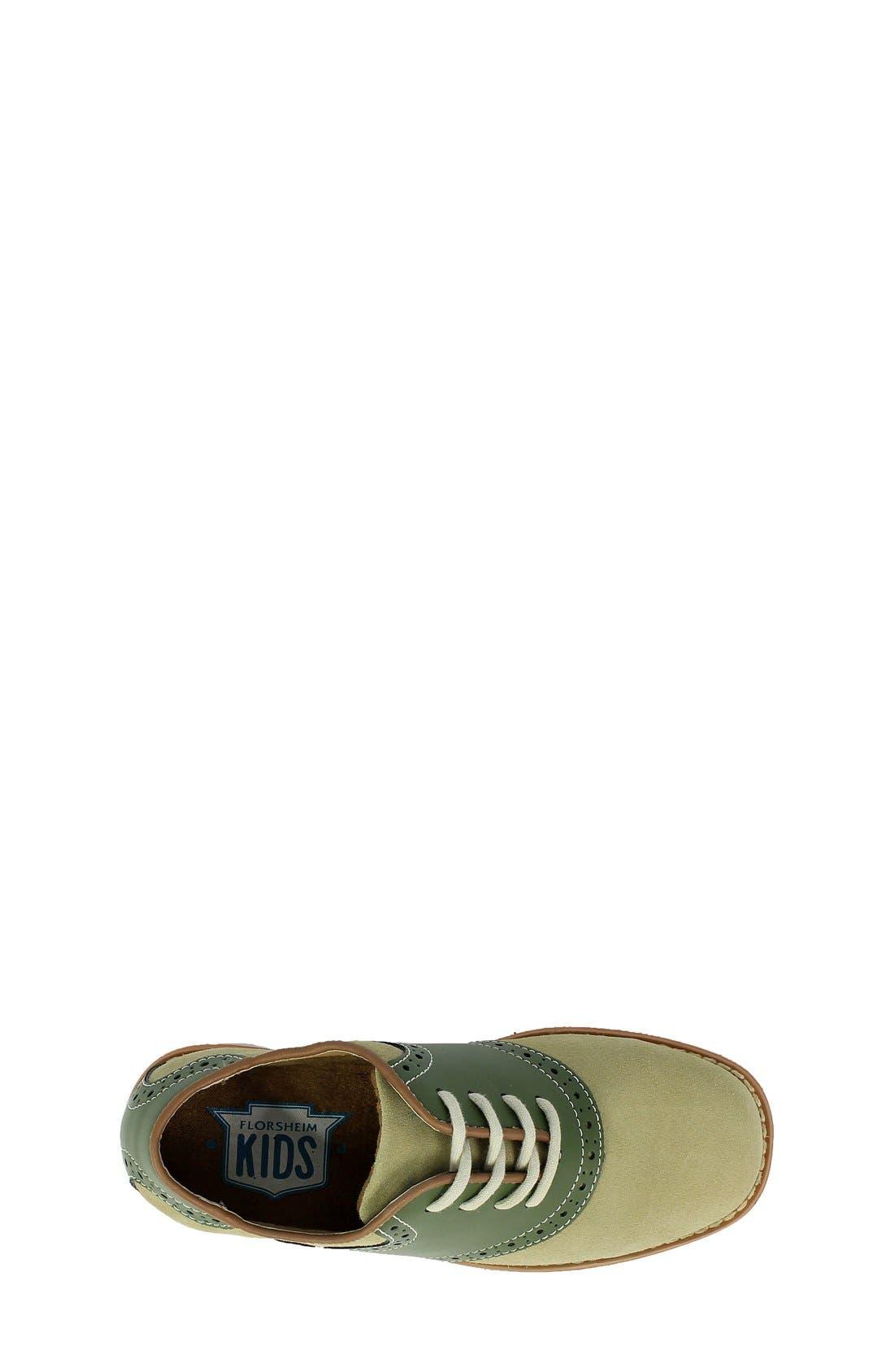 'Kennett Jr.' Saddle Shoe,                             Alternate thumbnail 3, color,                             200