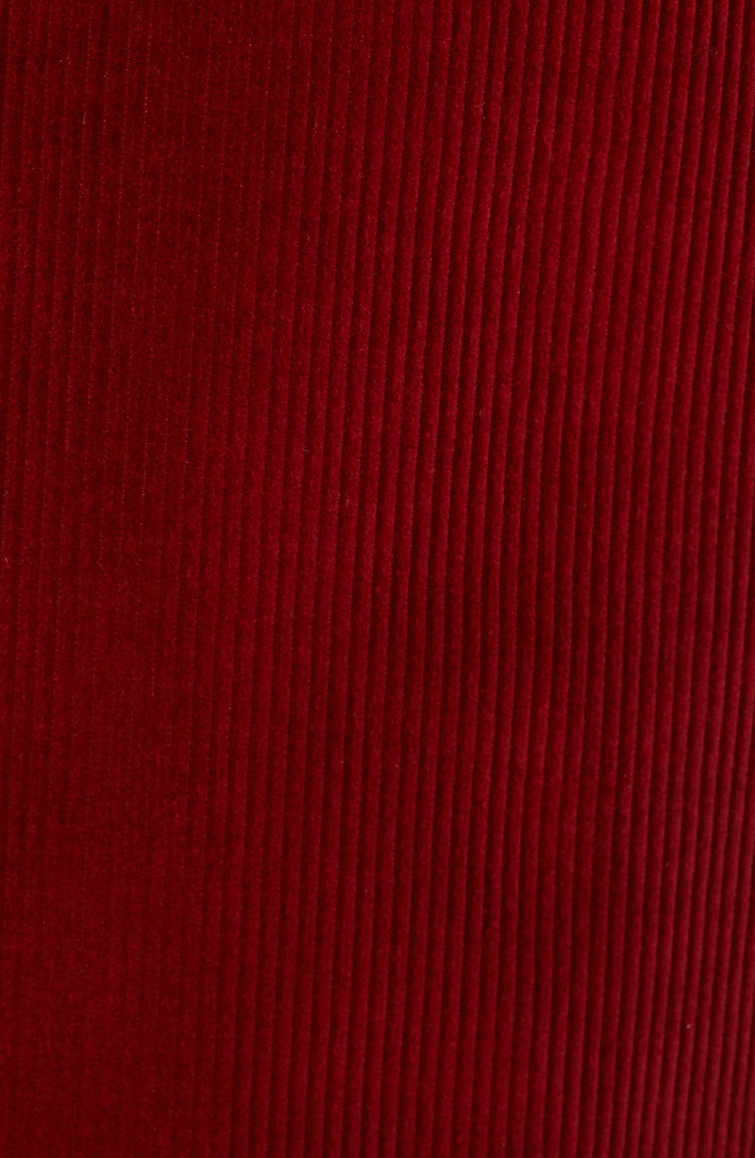 Corduroy College Coat,                             Alternate thumbnail 7, color,                             800