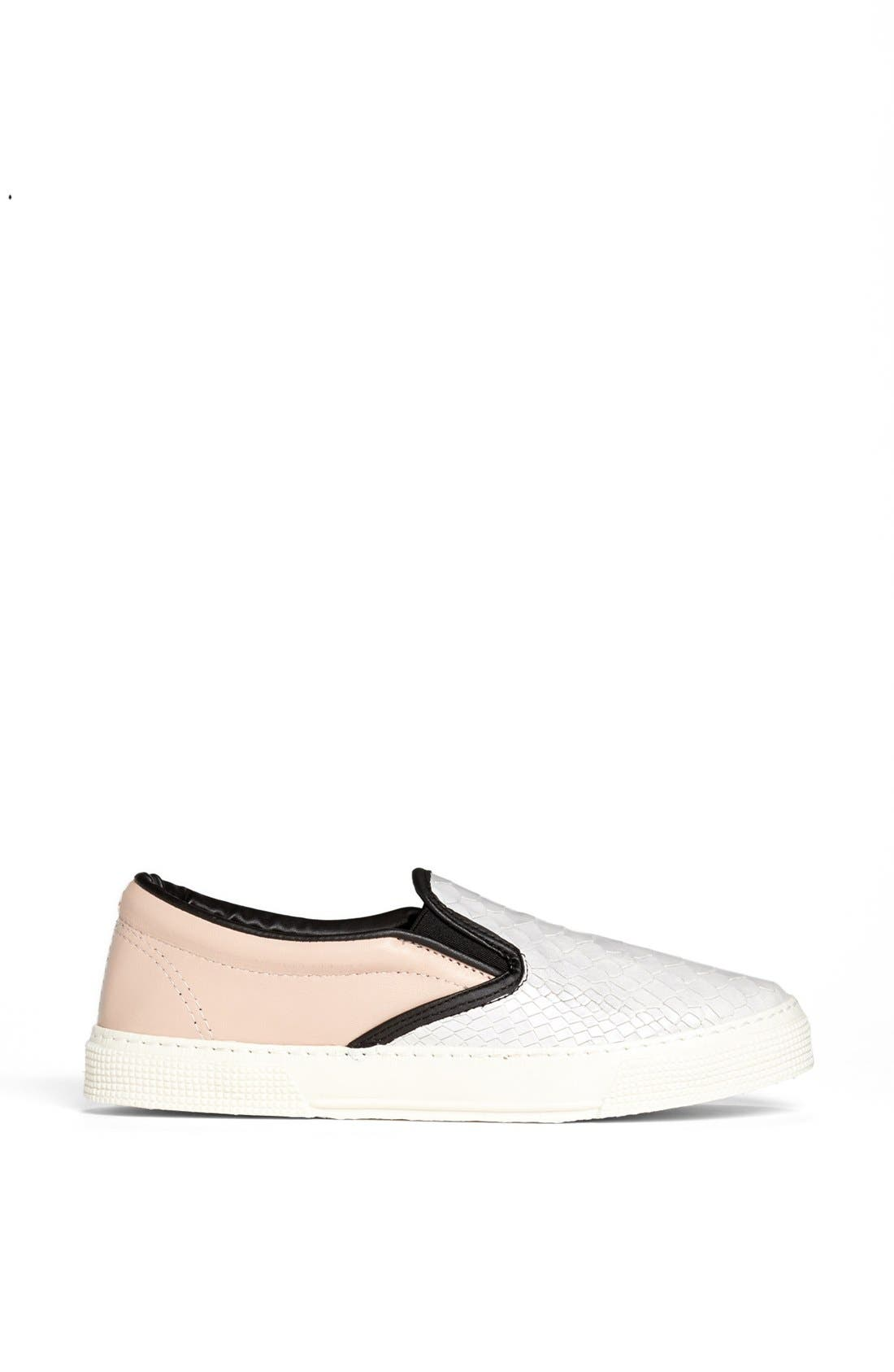 Slip-On Sneaker,                             Alternate thumbnail 4, color,                             050