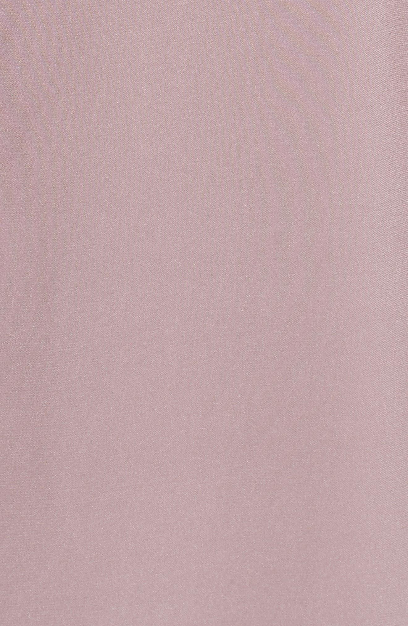 Silk Charmeuse Slipdress,                             Alternate thumbnail 5, color,                             567