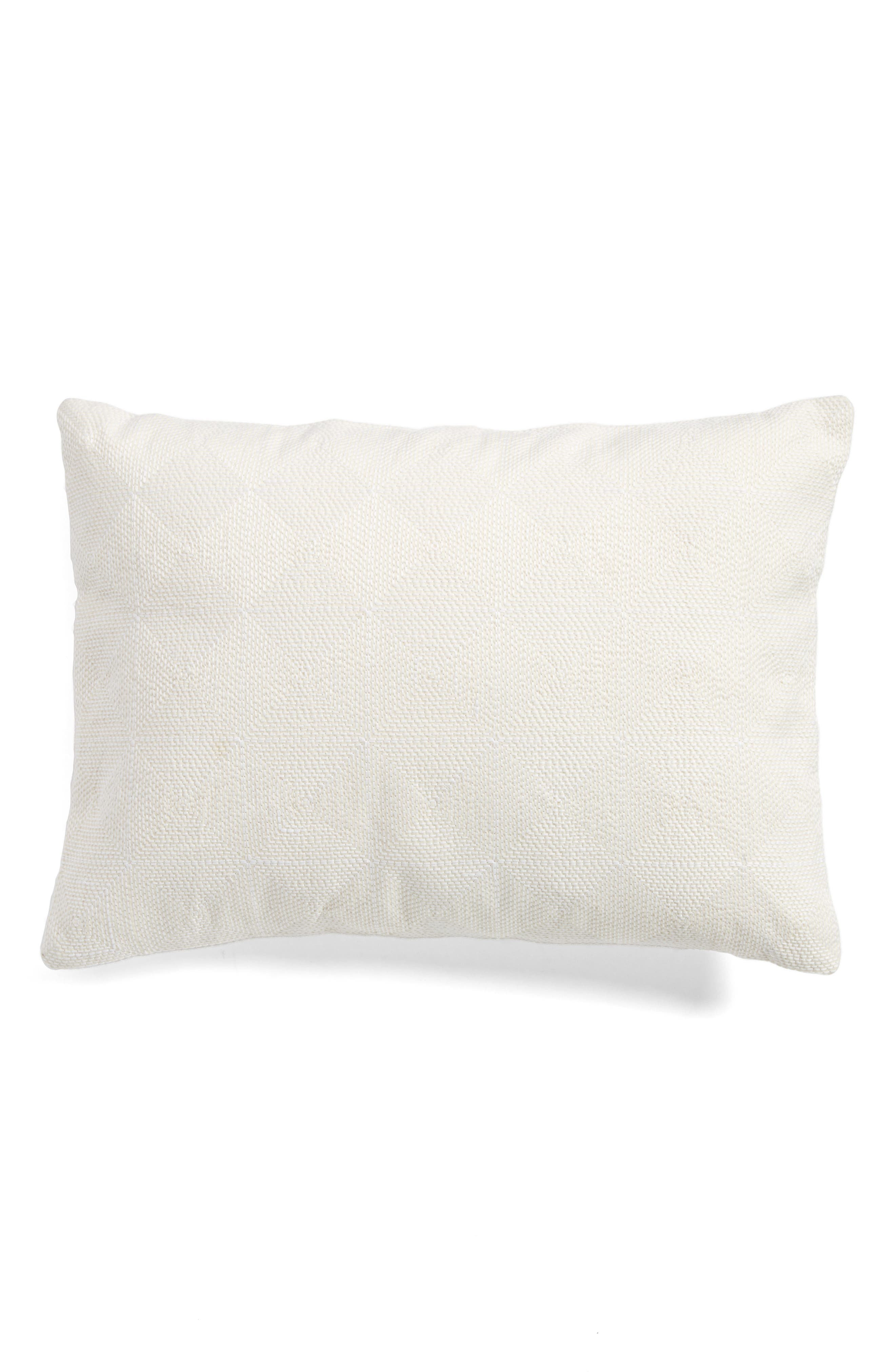 Fretwork Breakfast Pillow,                             Main thumbnail 1, color,                             250