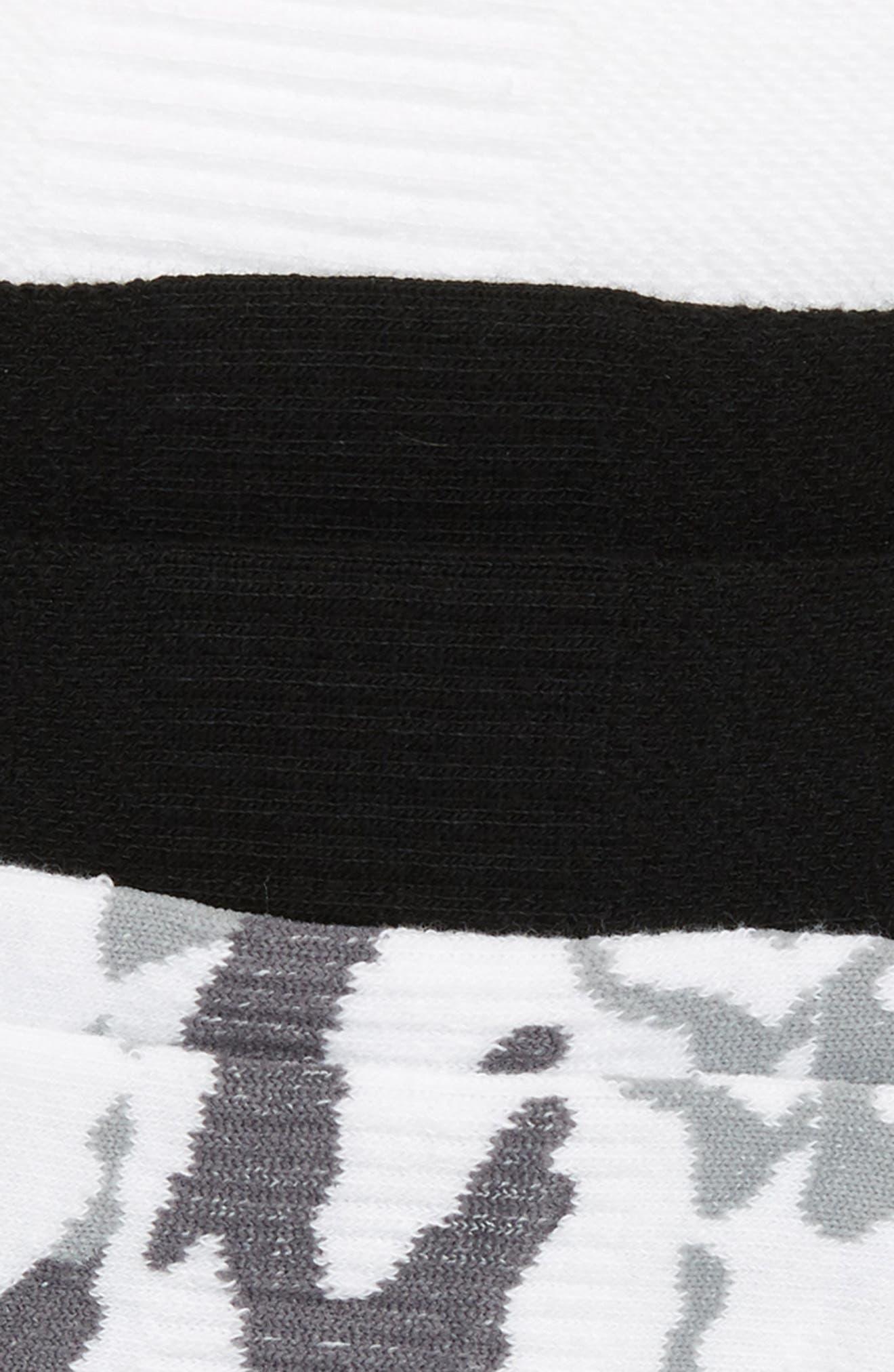 6-Pack Dri-FIT No-Show Socks,                             Alternate thumbnail 2, color,                             020