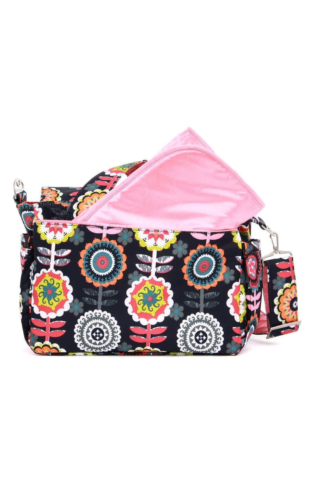 'Better Be' Diaper Bag,                             Alternate thumbnail 47, color,