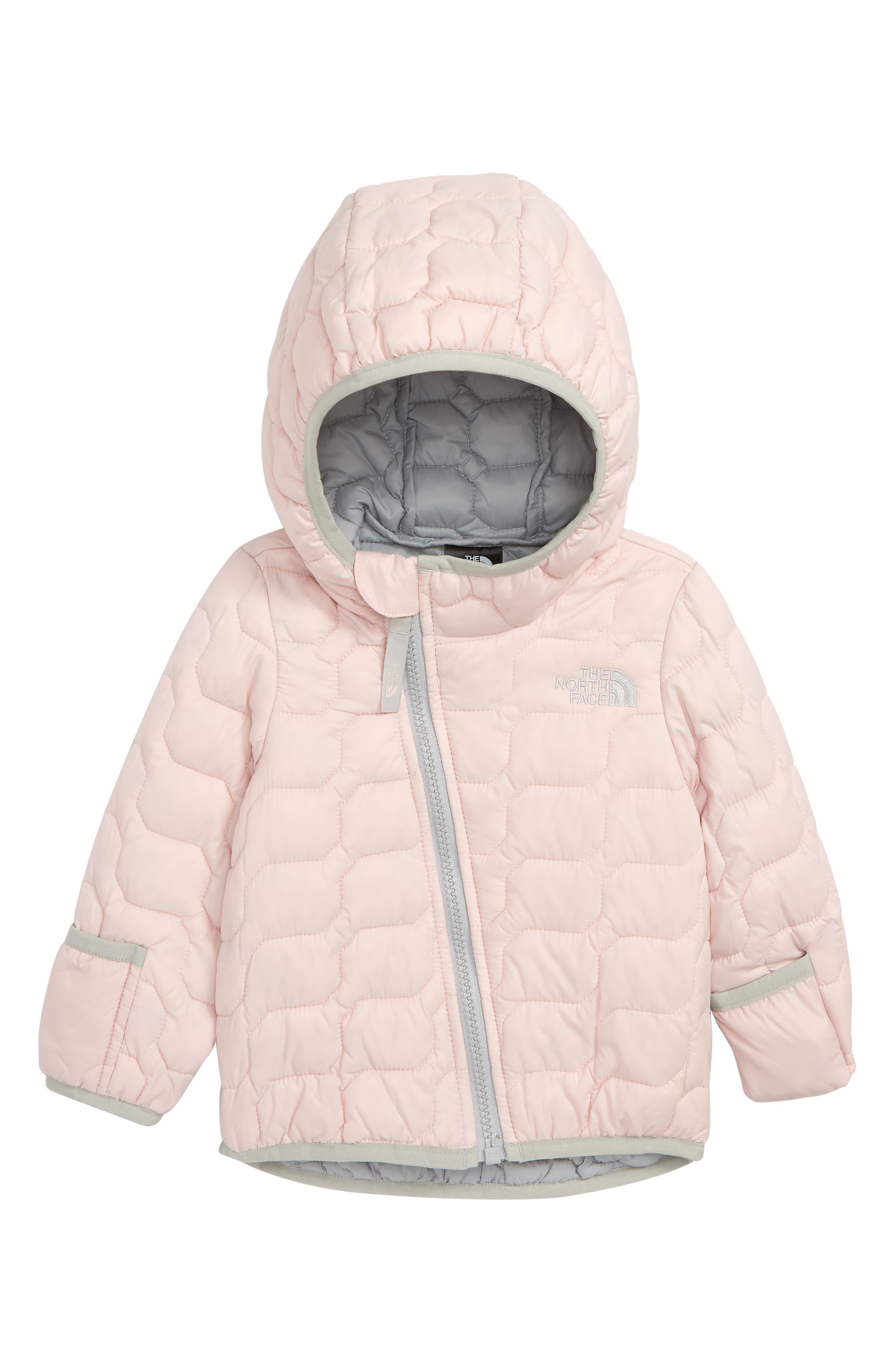 ThermoBall<sup>™</sup> Hooded Coat,                         Main,                         color, PURDY PINK
