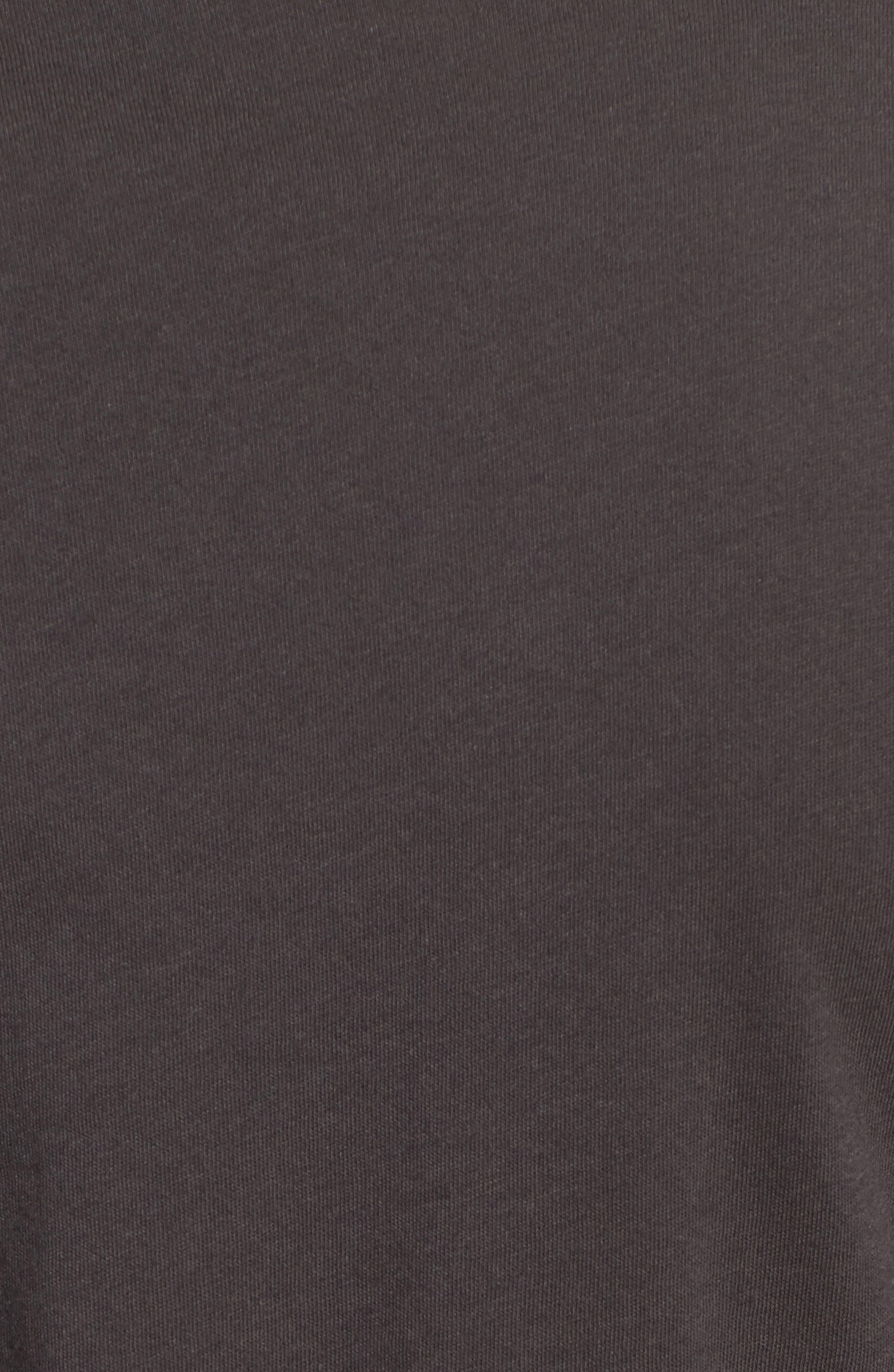 Pintuck Sleeve Cotton Blouse,                             Alternate thumbnail 6, color,                             010