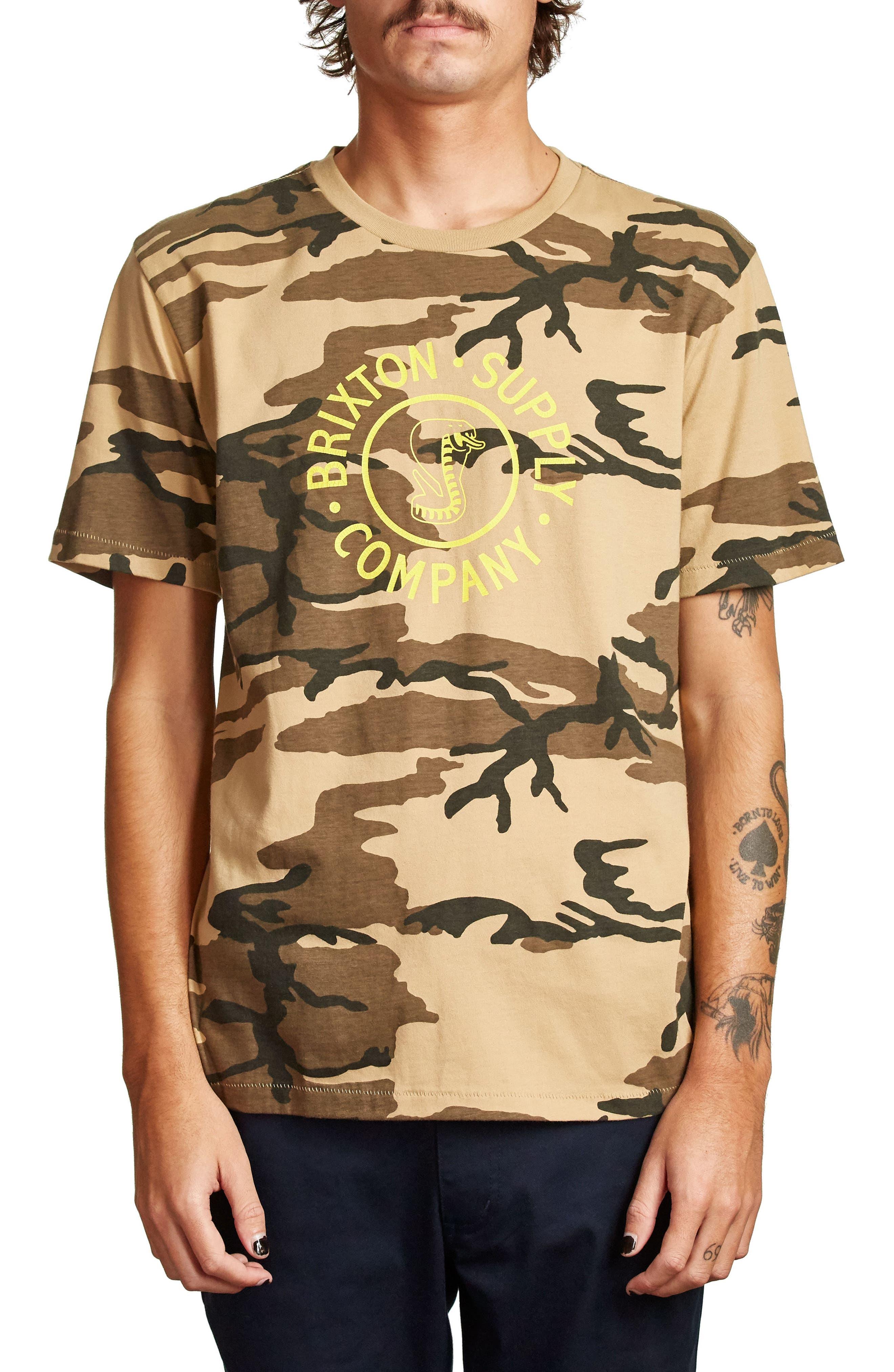 Battalion Graphic T-Shirt,                             Main thumbnail 2, color,