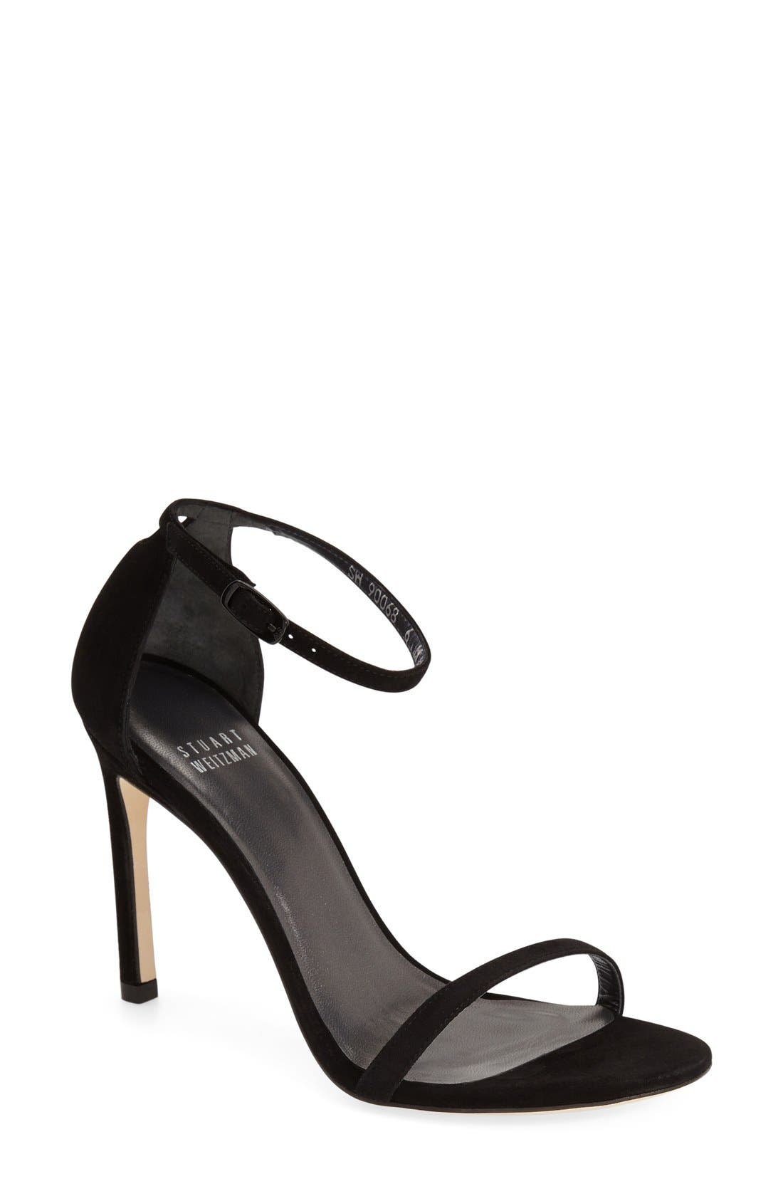 Nudistsong Ankle Strap Sandal,                             Main thumbnail 12, color,
