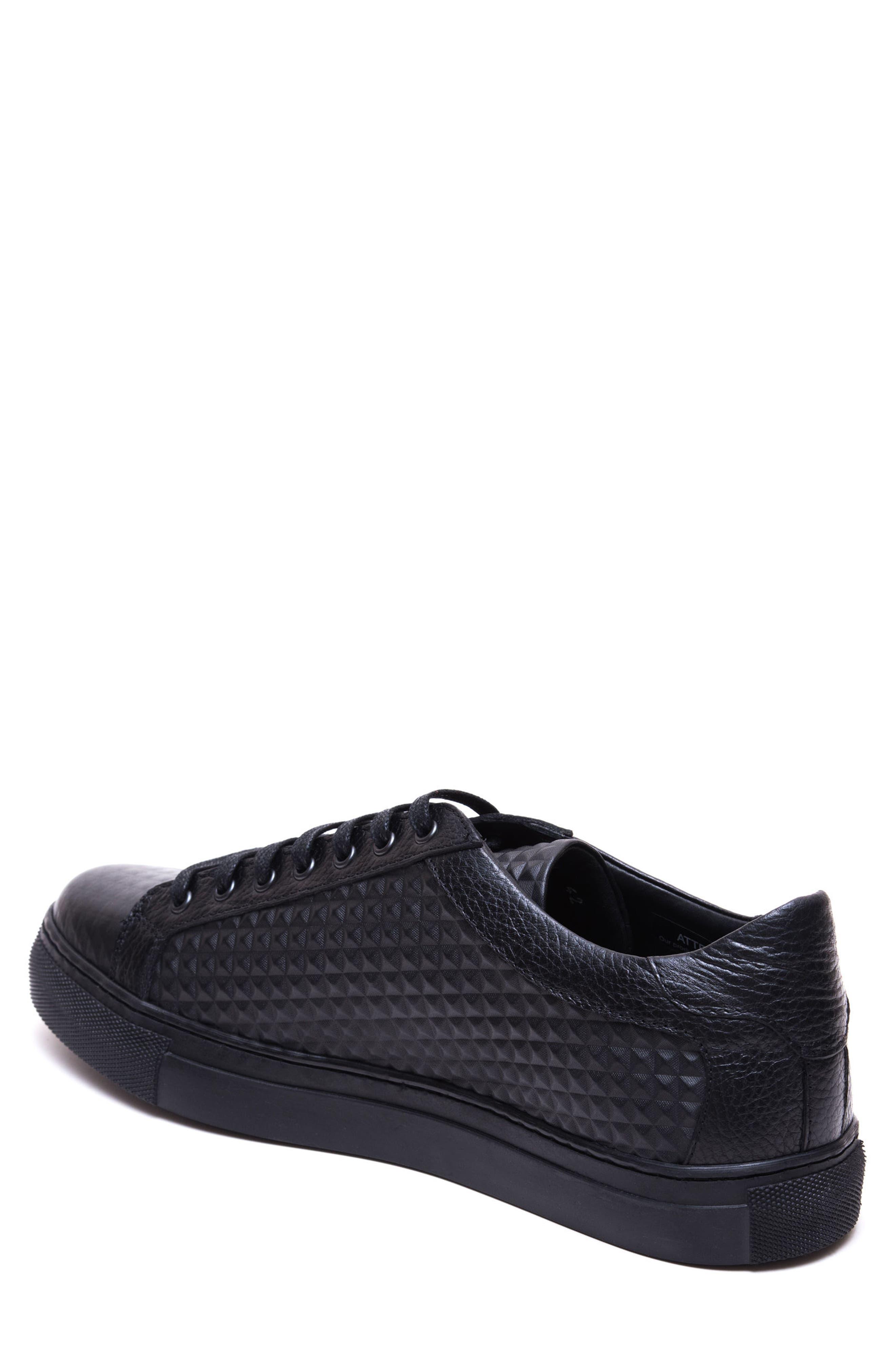 Scott Leather Sneaker,                             Alternate thumbnail 3, color,
