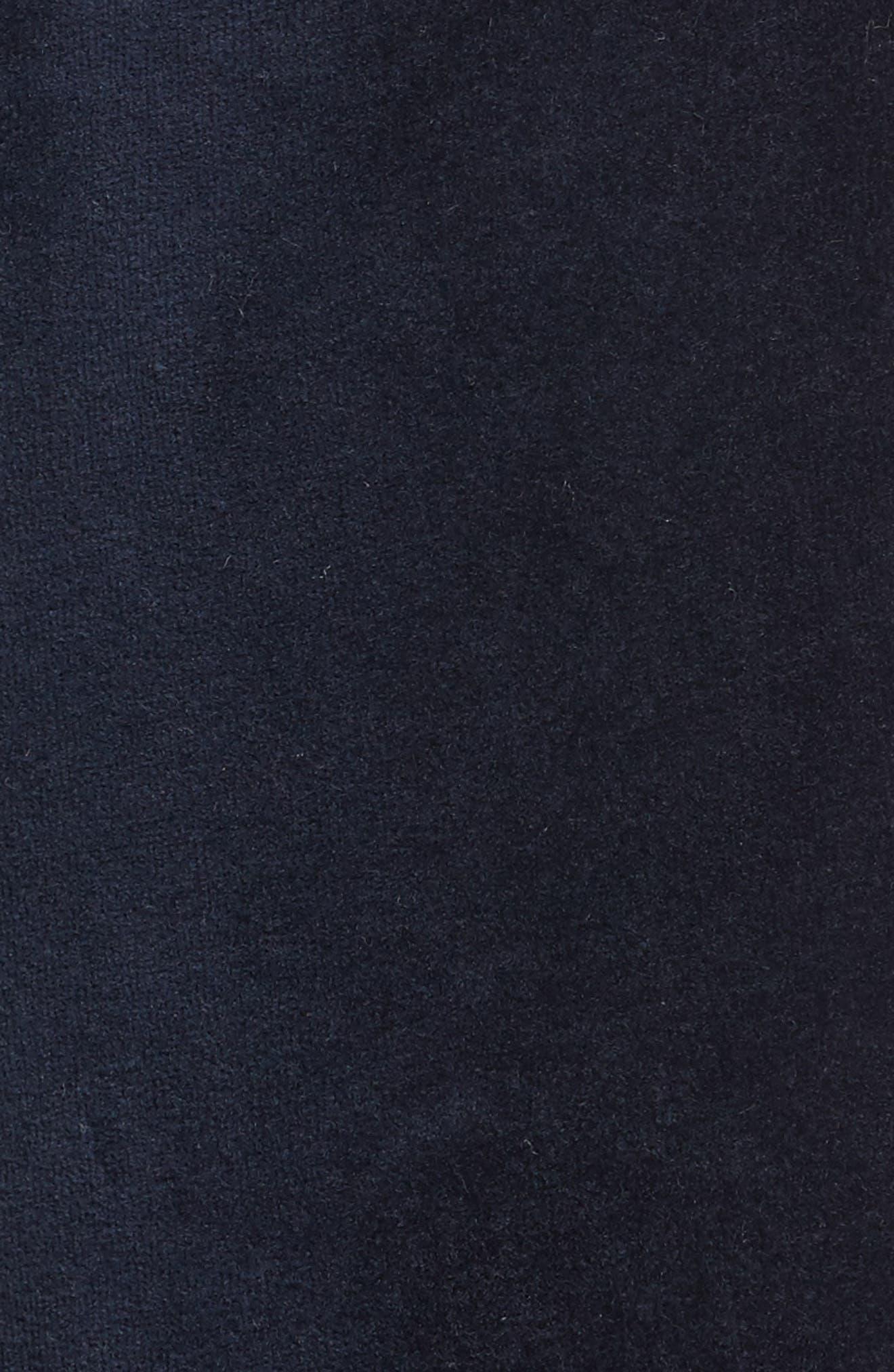 Silverlake Velour Track Pants,                             Alternate thumbnail 19, color,