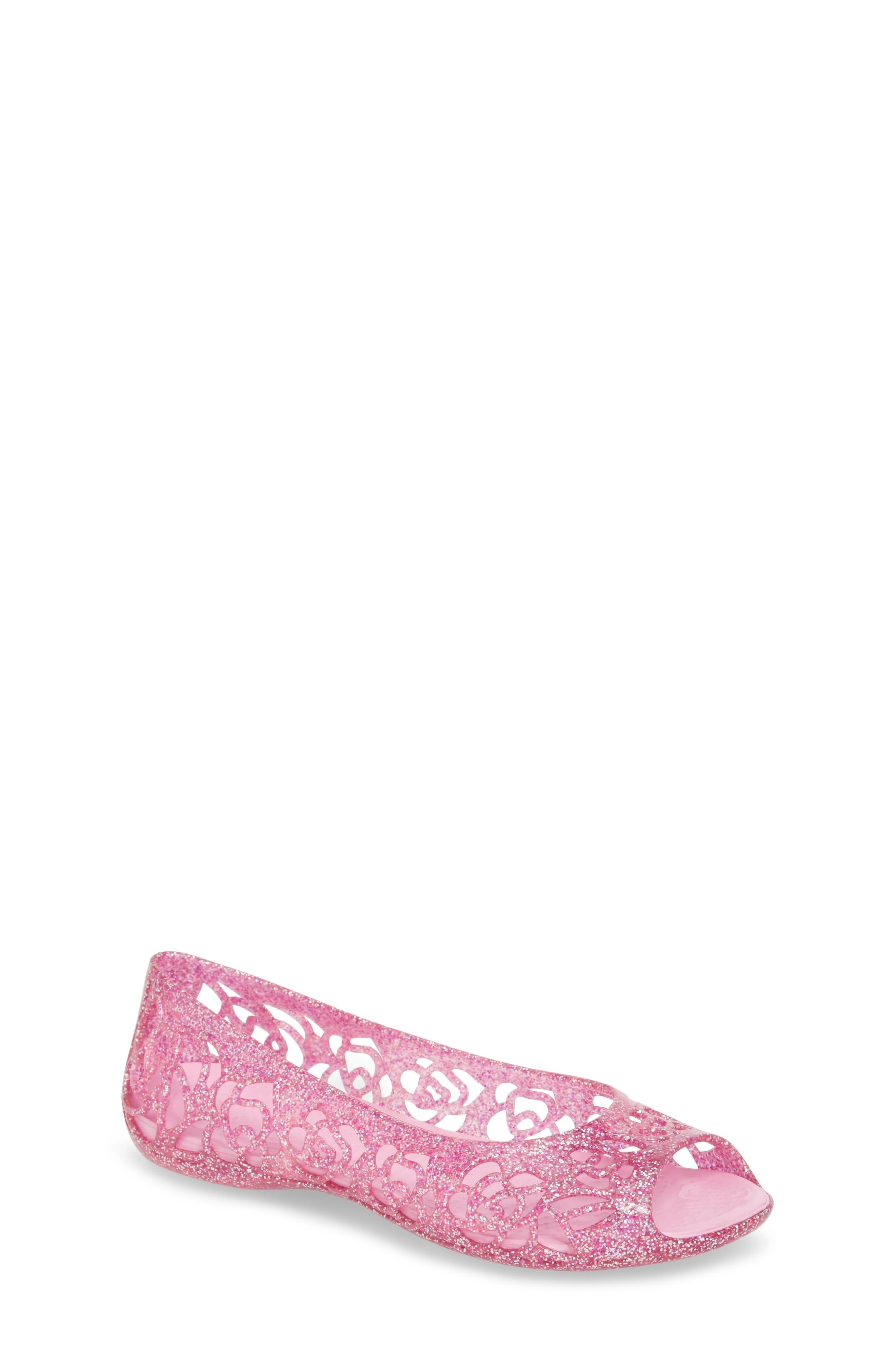 Isabella Glitter Flat,                         Main,                         color,