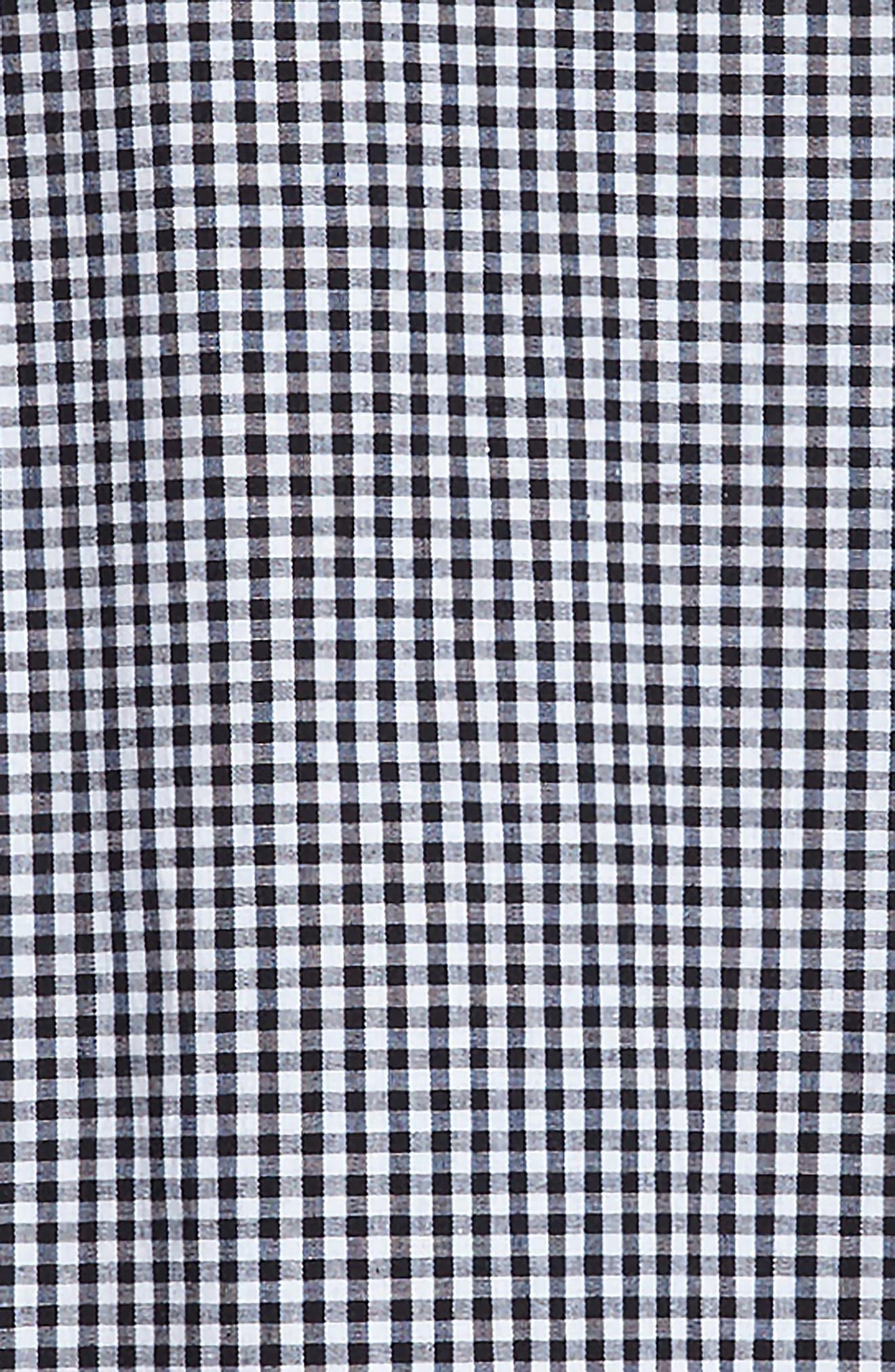T-Shirt Dress,                             Alternate thumbnail 3, color,                             001