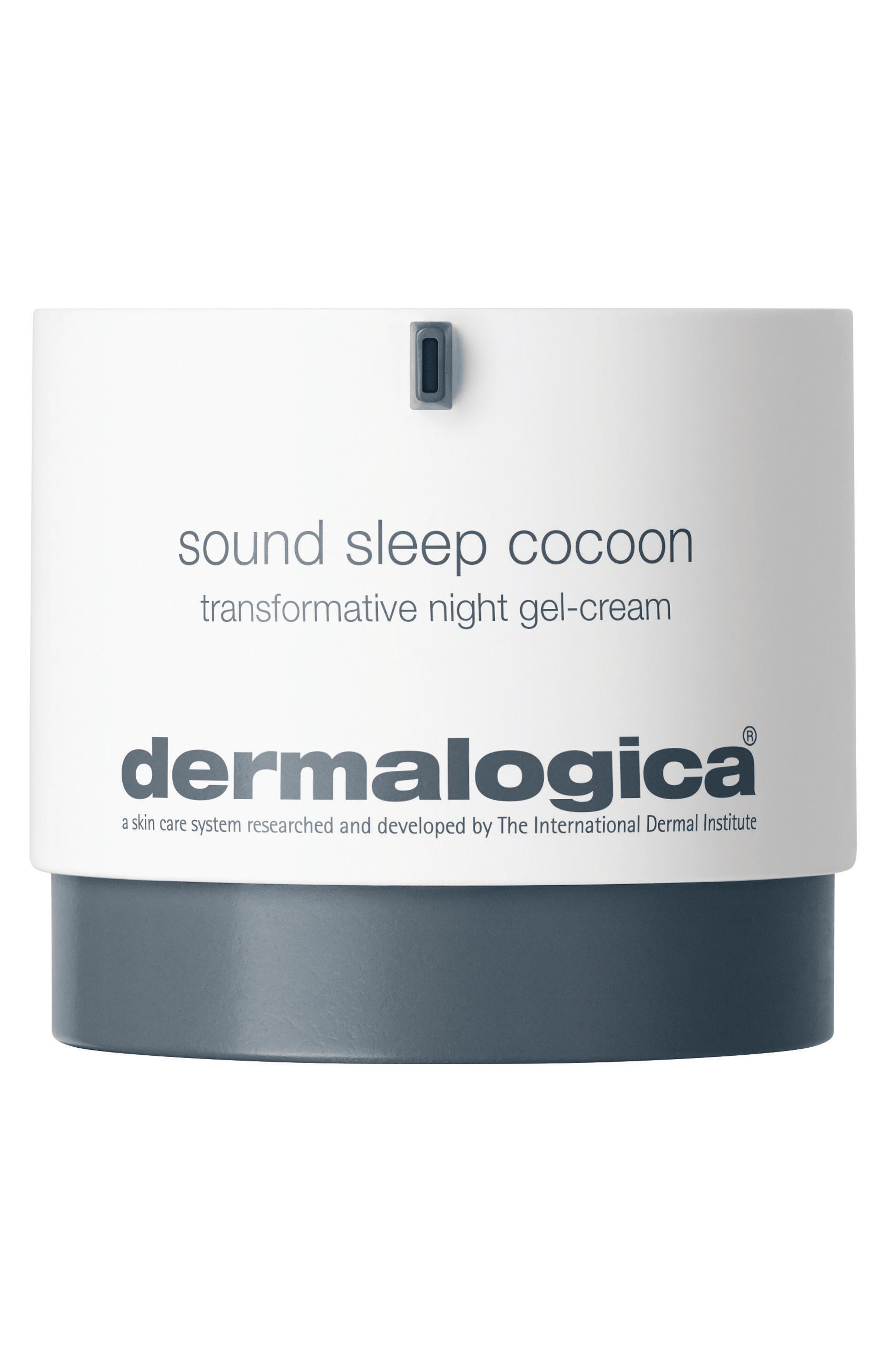Sound Sleep Cocoon Transformative Night Gel-Cream,                             Main thumbnail 1, color,                             NO COLOR