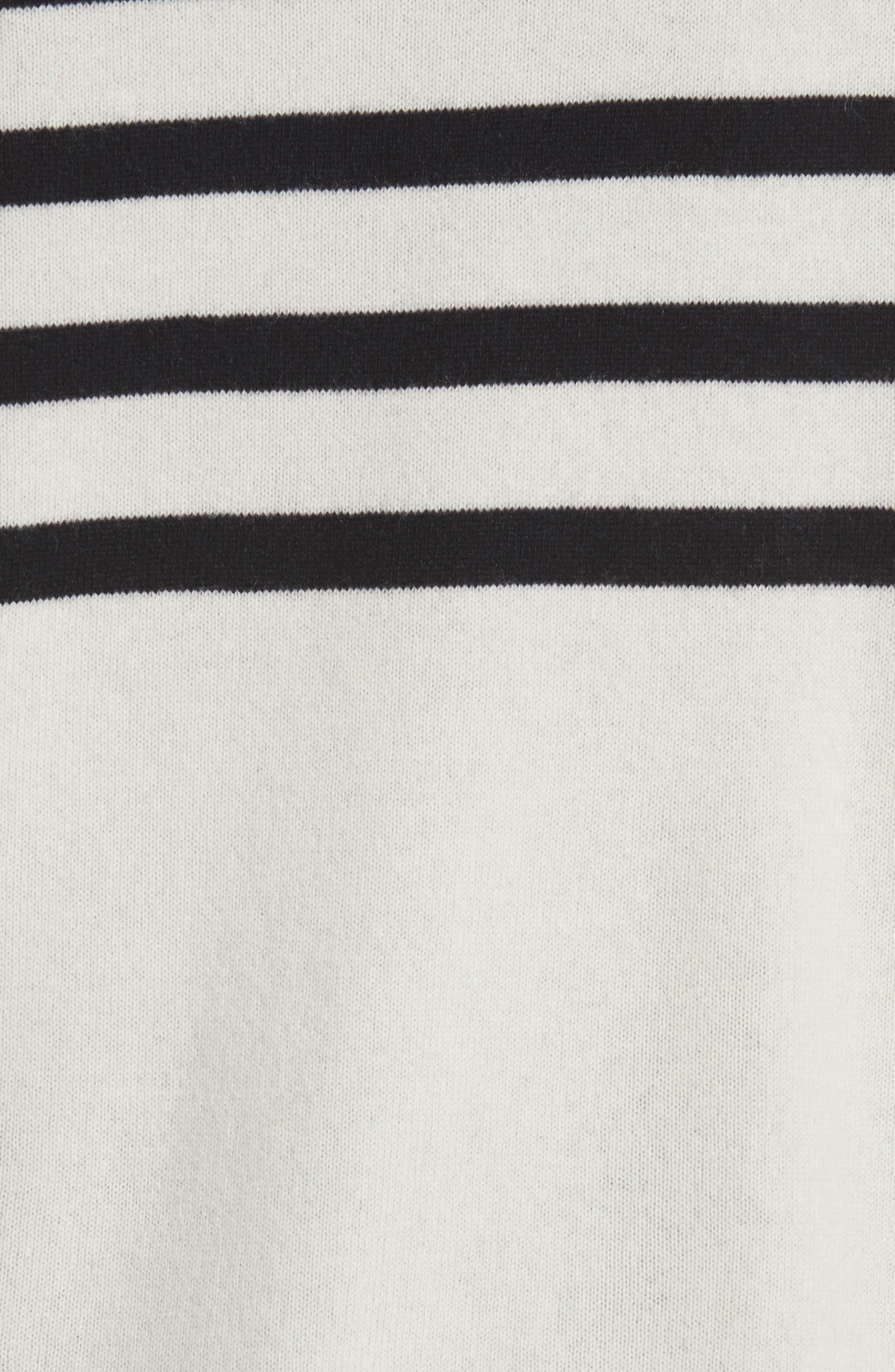 Sandra Cashmere Sweater,                             Alternate thumbnail 5, color,                             128