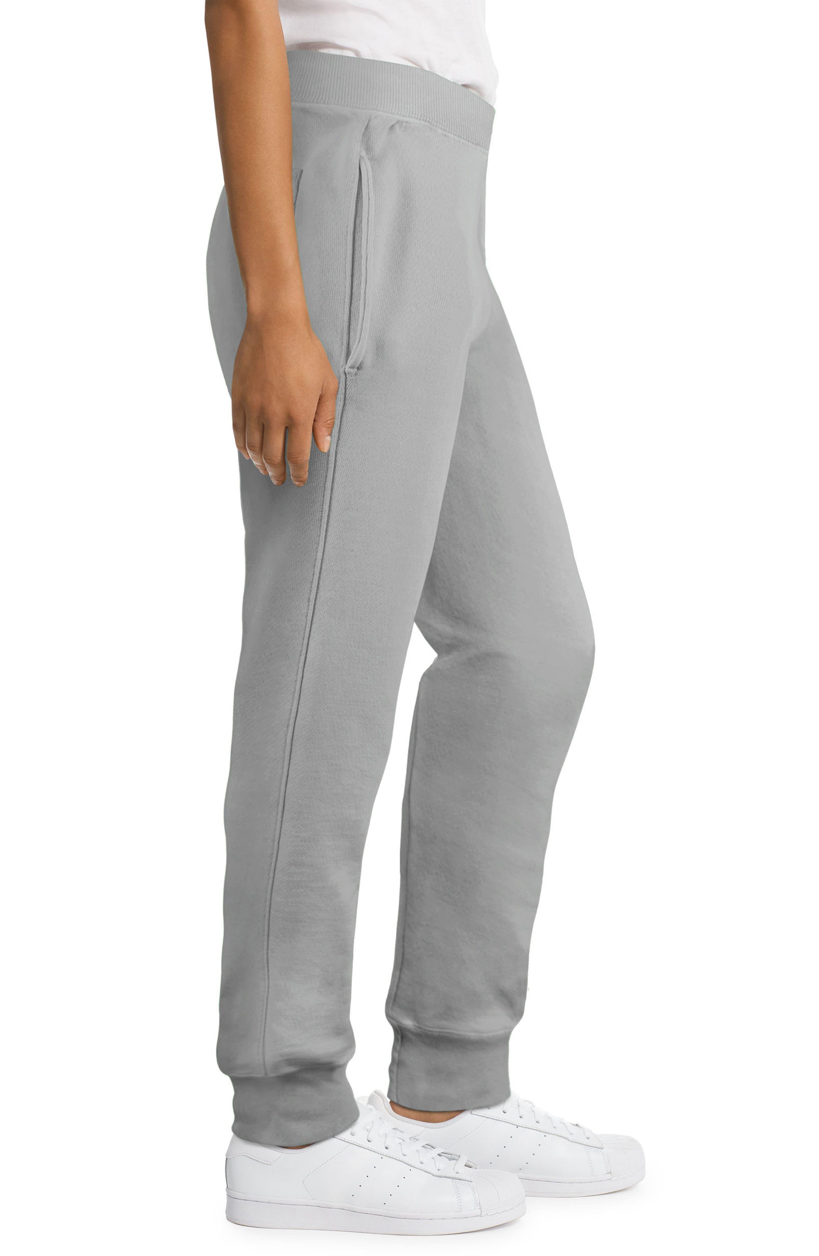 Reverse Weave<sup>®</sup> Jogger Pants,                             Alternate thumbnail 3, color,                             020