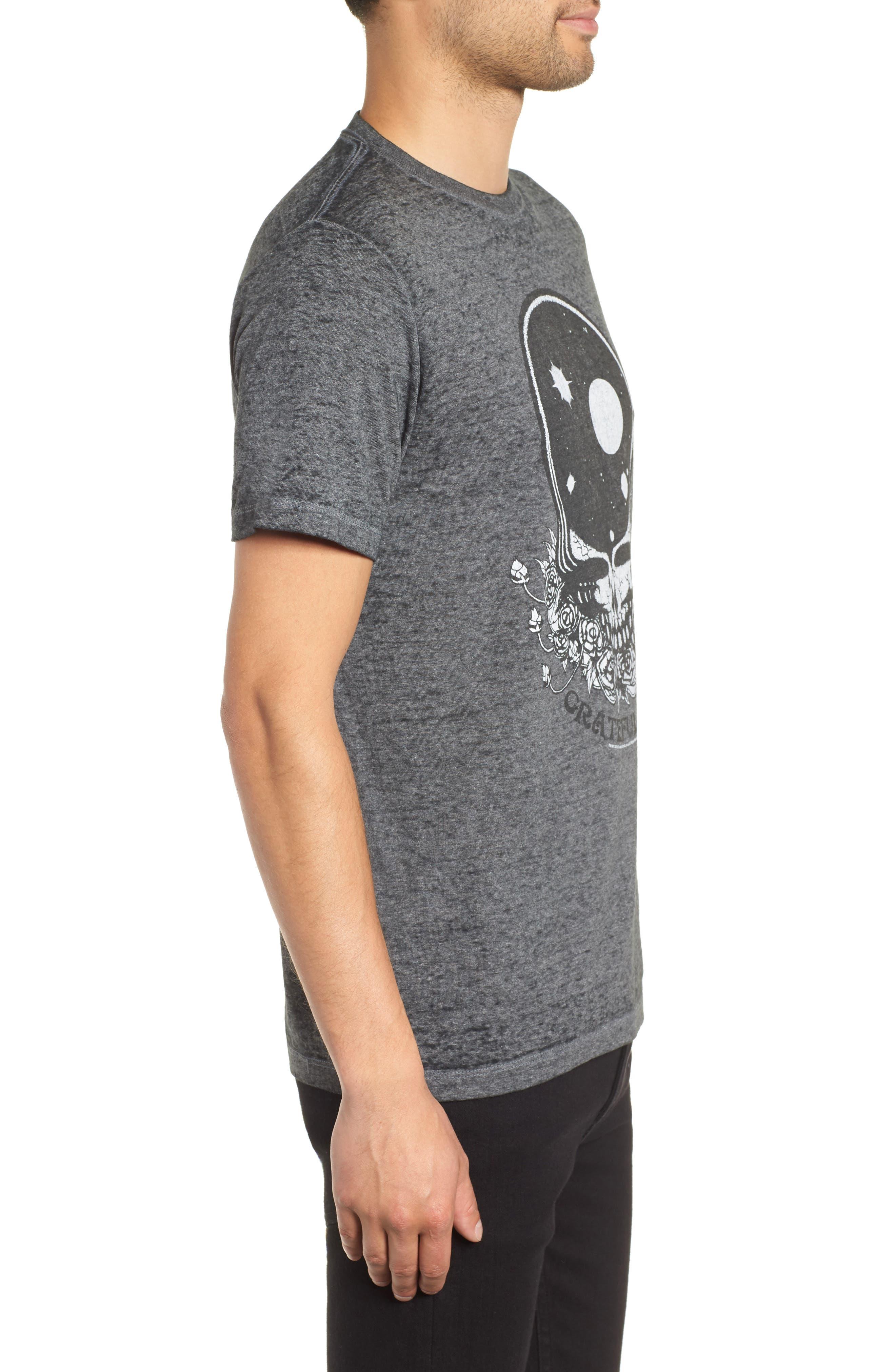 Grateful Dead Graphic T-Shirt,                             Alternate thumbnail 3, color,                             030