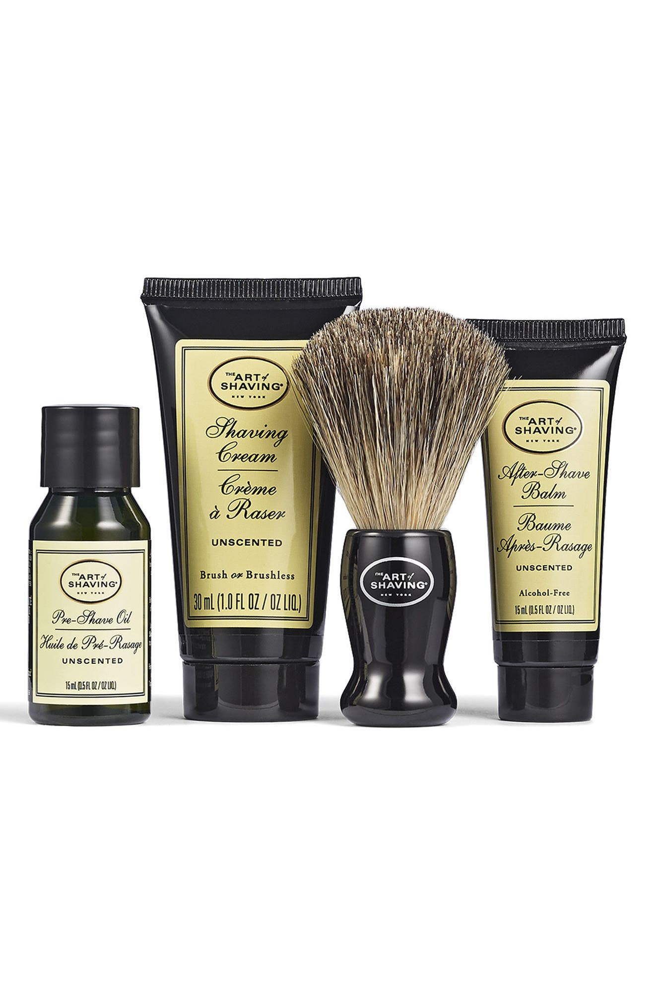 The 4 Elements of The Perfect Shave<sup>®</sup> Starter Kit,                             Alternate thumbnail 3, color,                             001