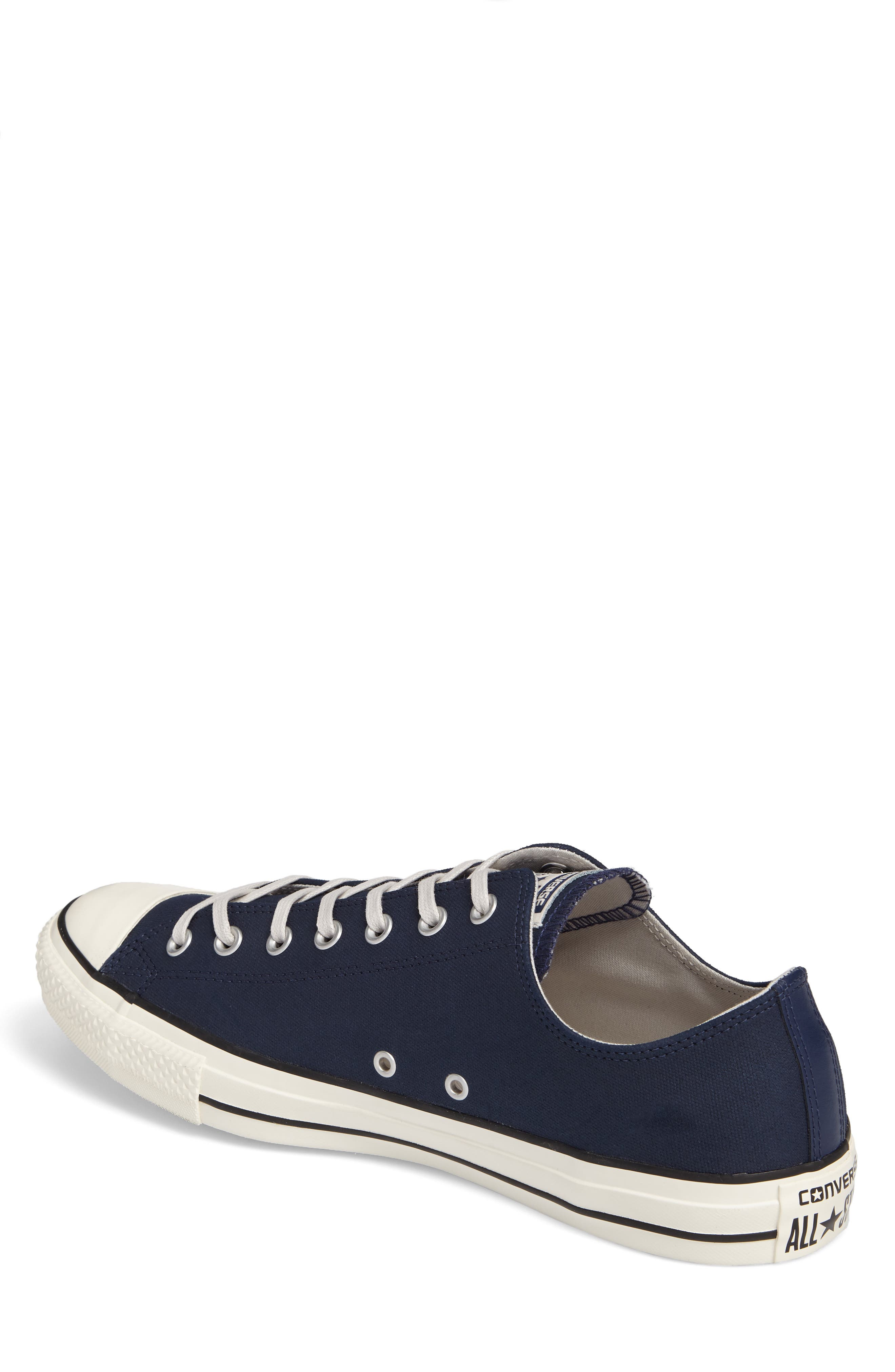 Chuck Taylor<sup>®</sup> All Star<sup>®</sup> Low Top Sneaker,                             Alternate thumbnail 2, color,                             471
