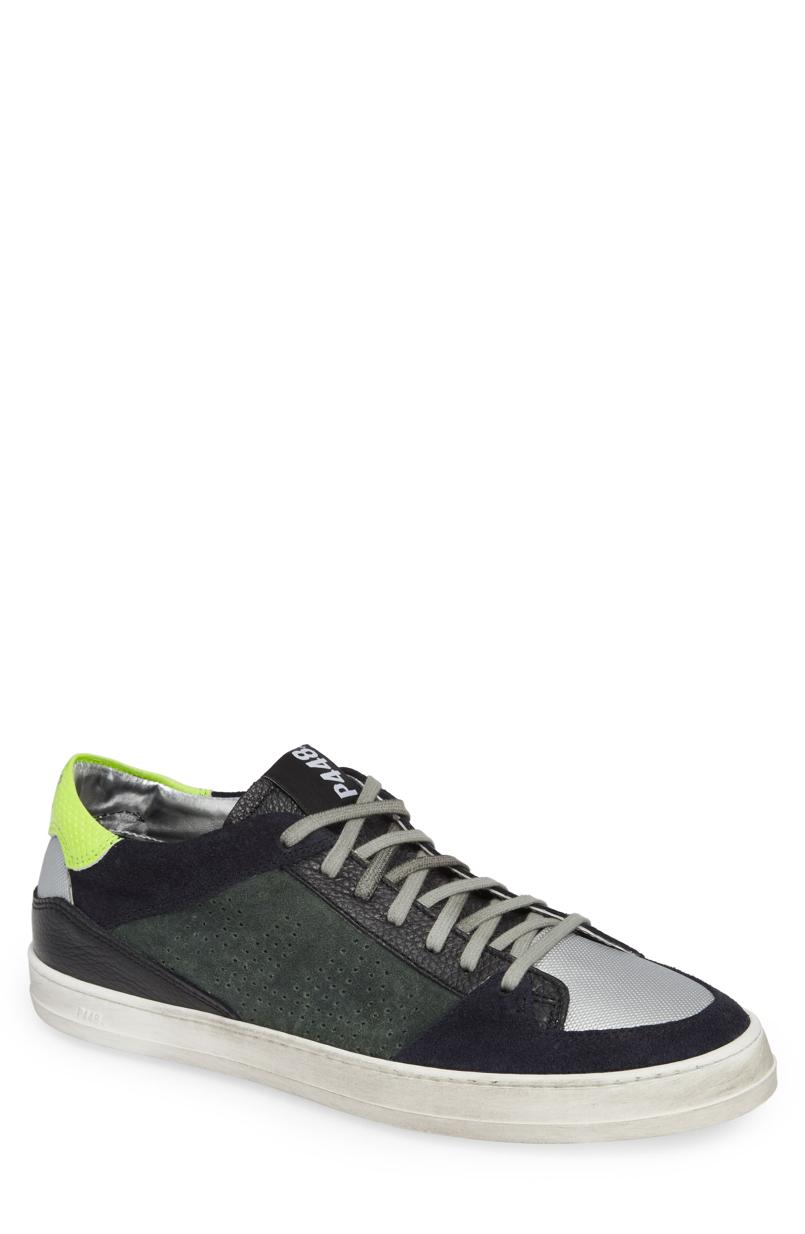 A8Queens Sneaker,                         Main,                         color, WILLOW GREEN