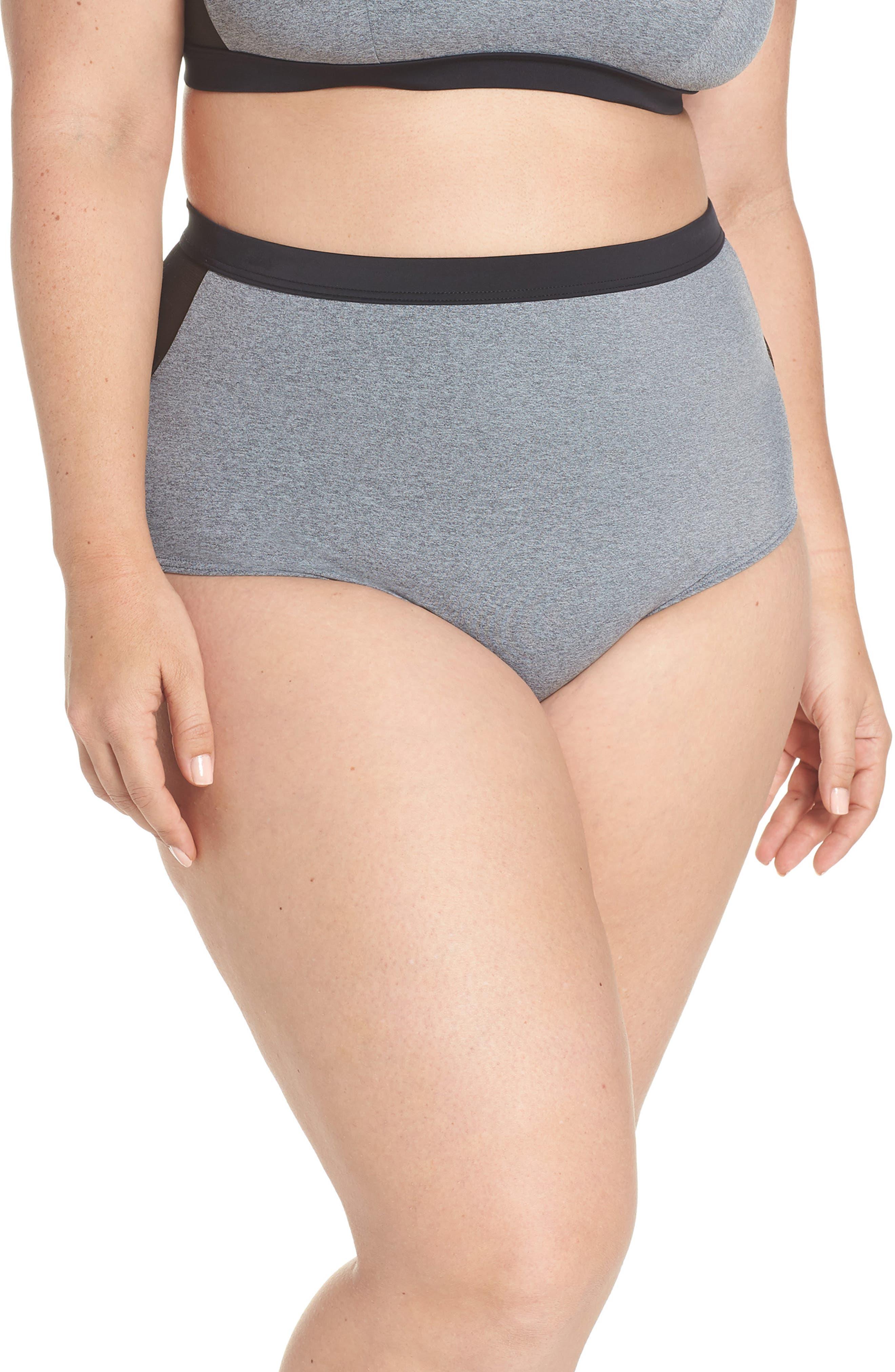 Yoko High Waist Bikini Bottoms,                         Main,                         color, 020