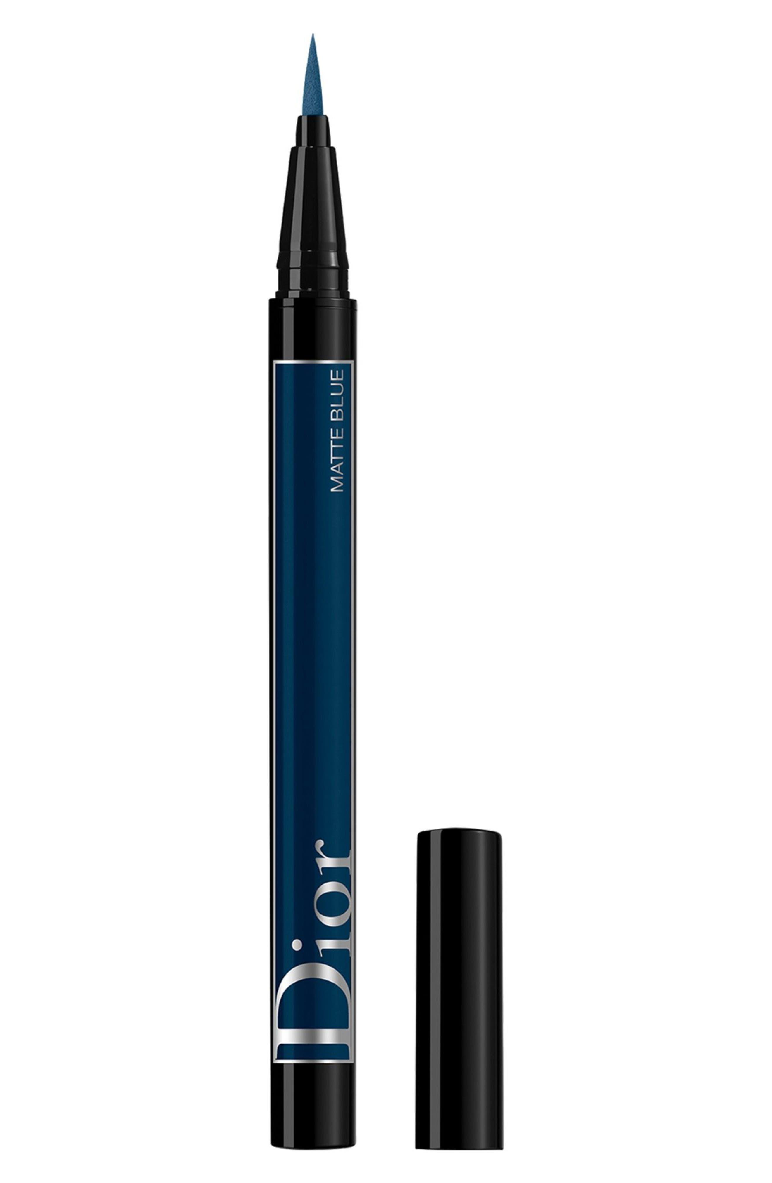 Dior Diorshow On Stage Eyeliner - 296 Matte Blue