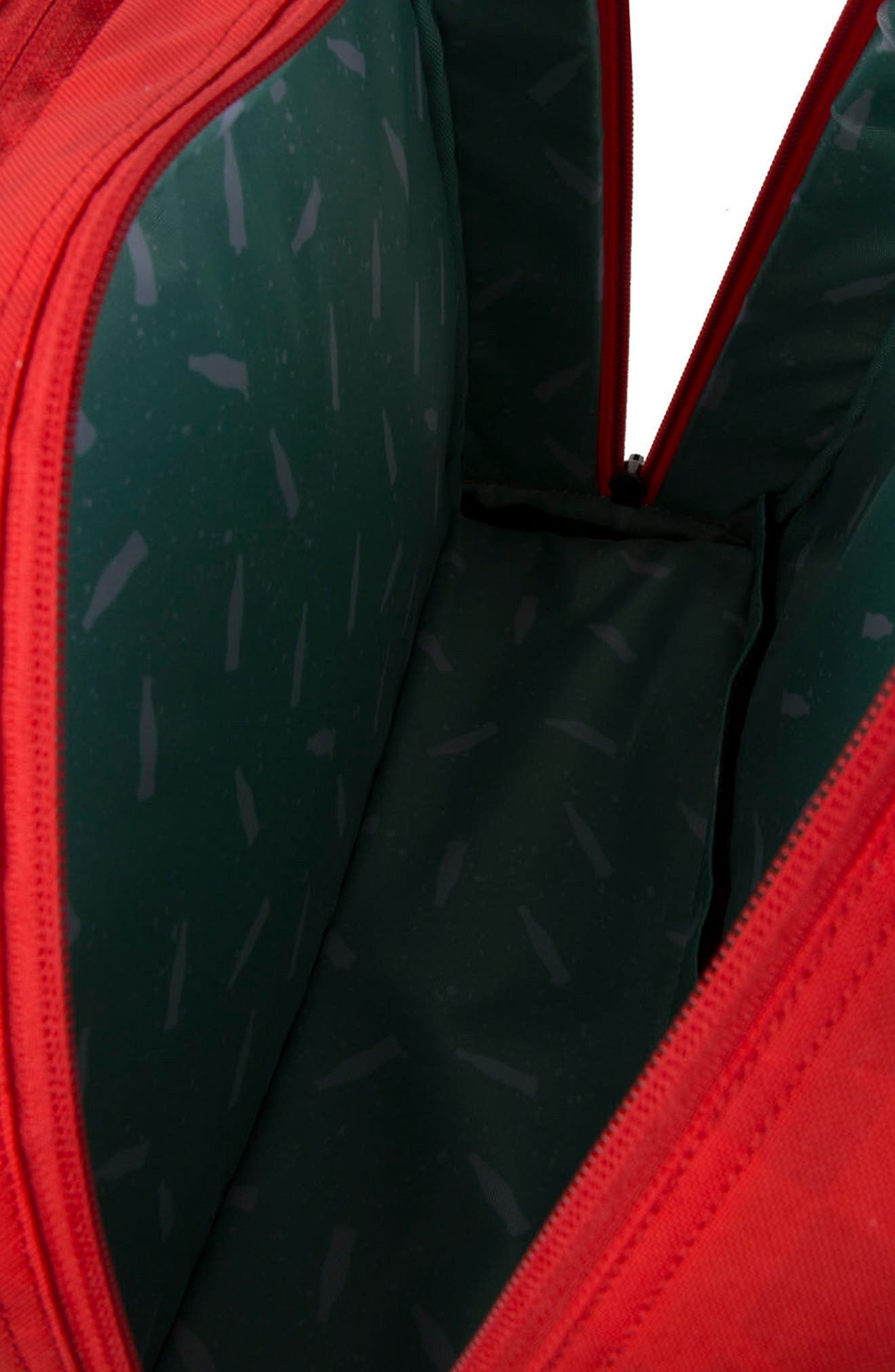 Coca Cola Sneaker Backpack,                             Alternate thumbnail 3, color,