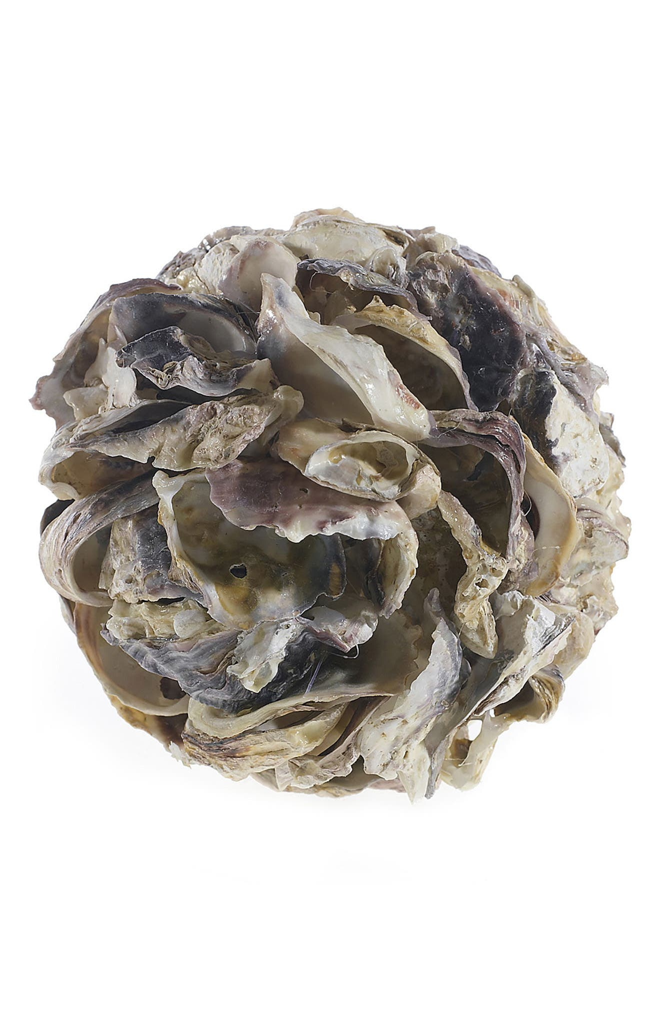 Oyster Shell Ball,                             Main thumbnail 1, color,                             100