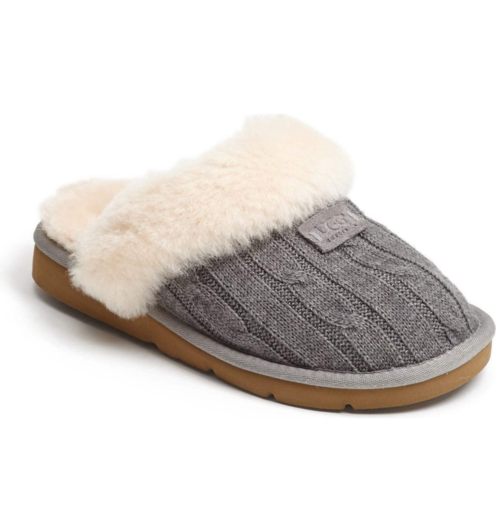 77ab8afc20 UGG® Australia  Cozy  Knit Slipper (Women)