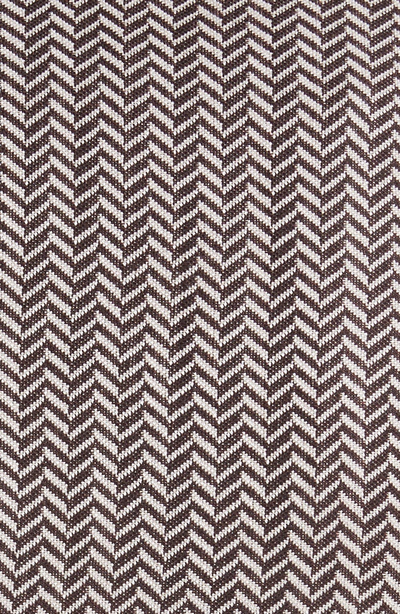 Mini Herringbone Jacket,                             Alternate thumbnail 6, color,