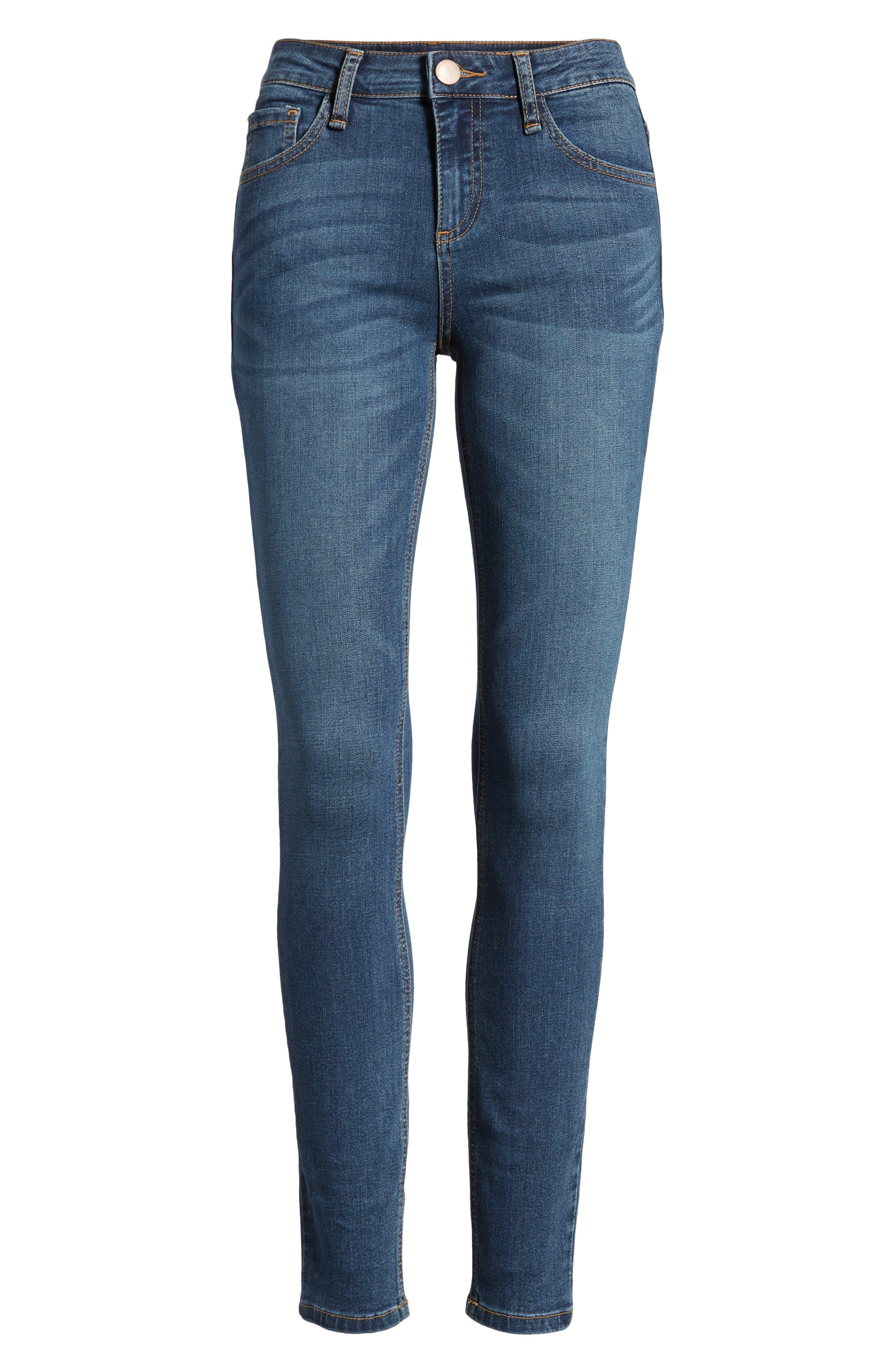 Skinny Jeans,                             Alternate thumbnail 7, color,