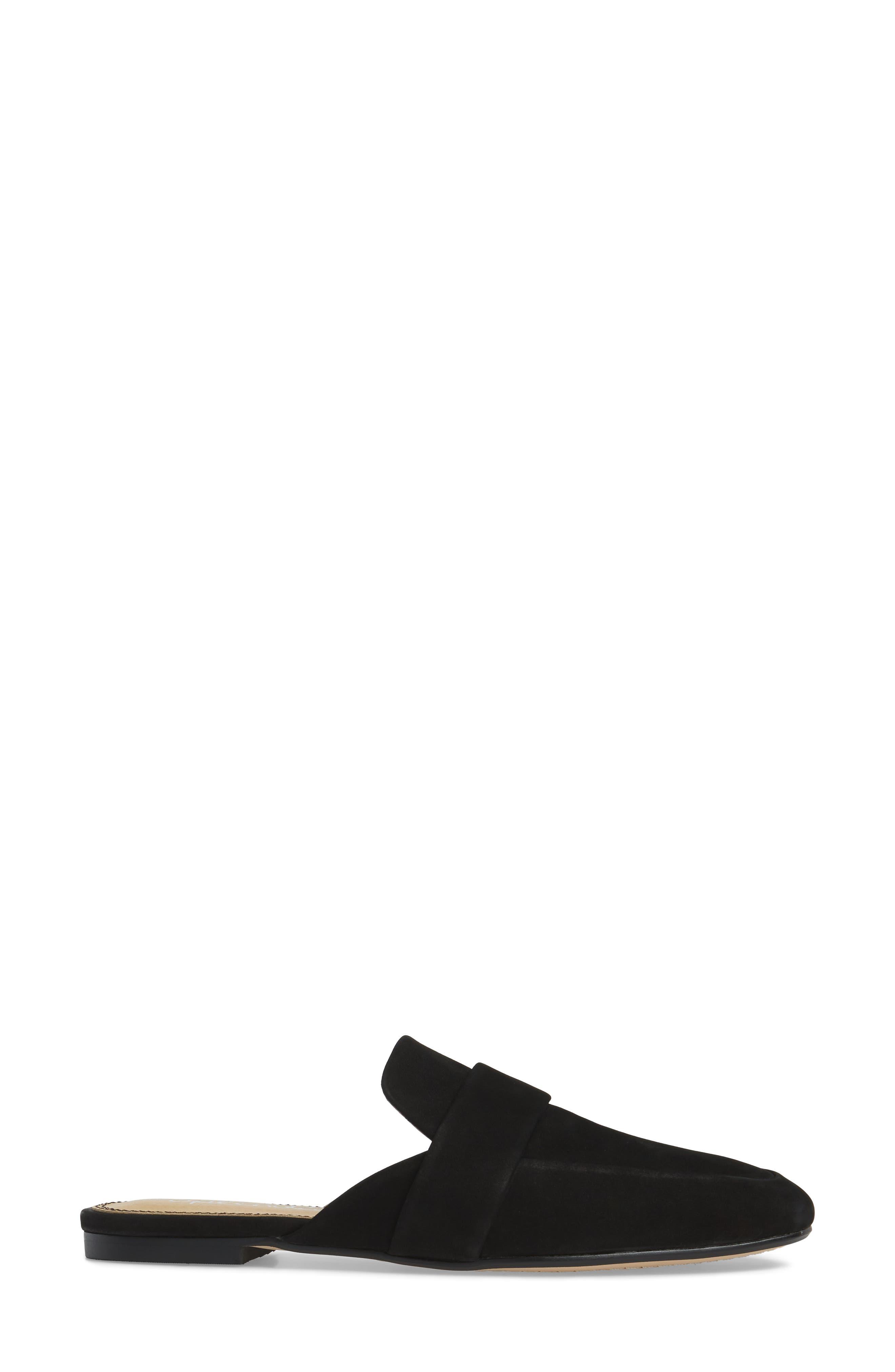 Delroy Slide Mule,                             Alternate thumbnail 3, color,                             002