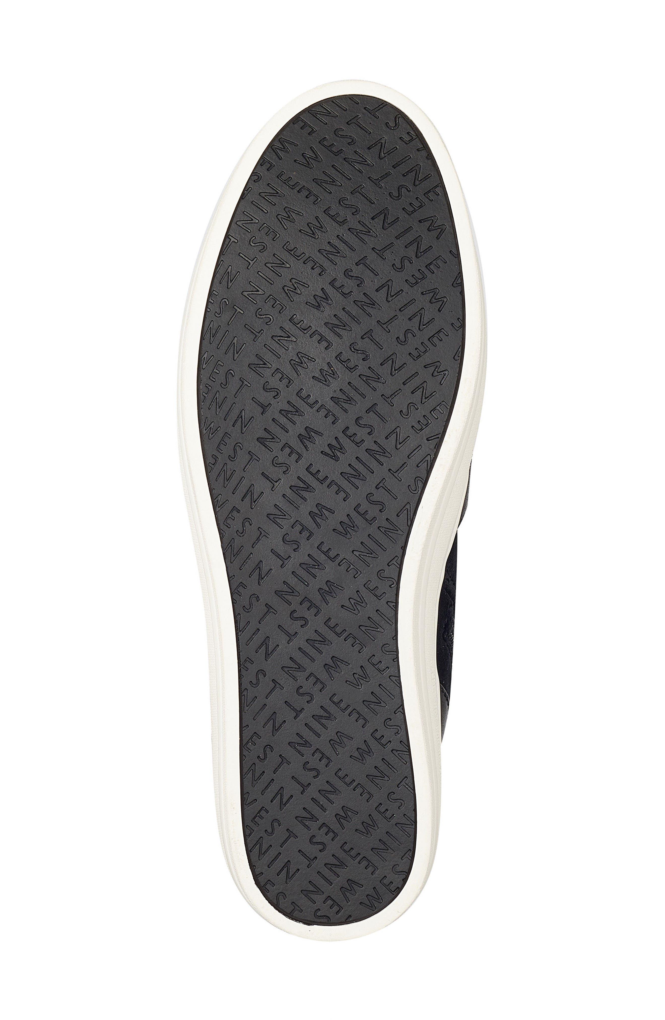 Orisna High Top Sneaker,                             Alternate thumbnail 6, color,                             002