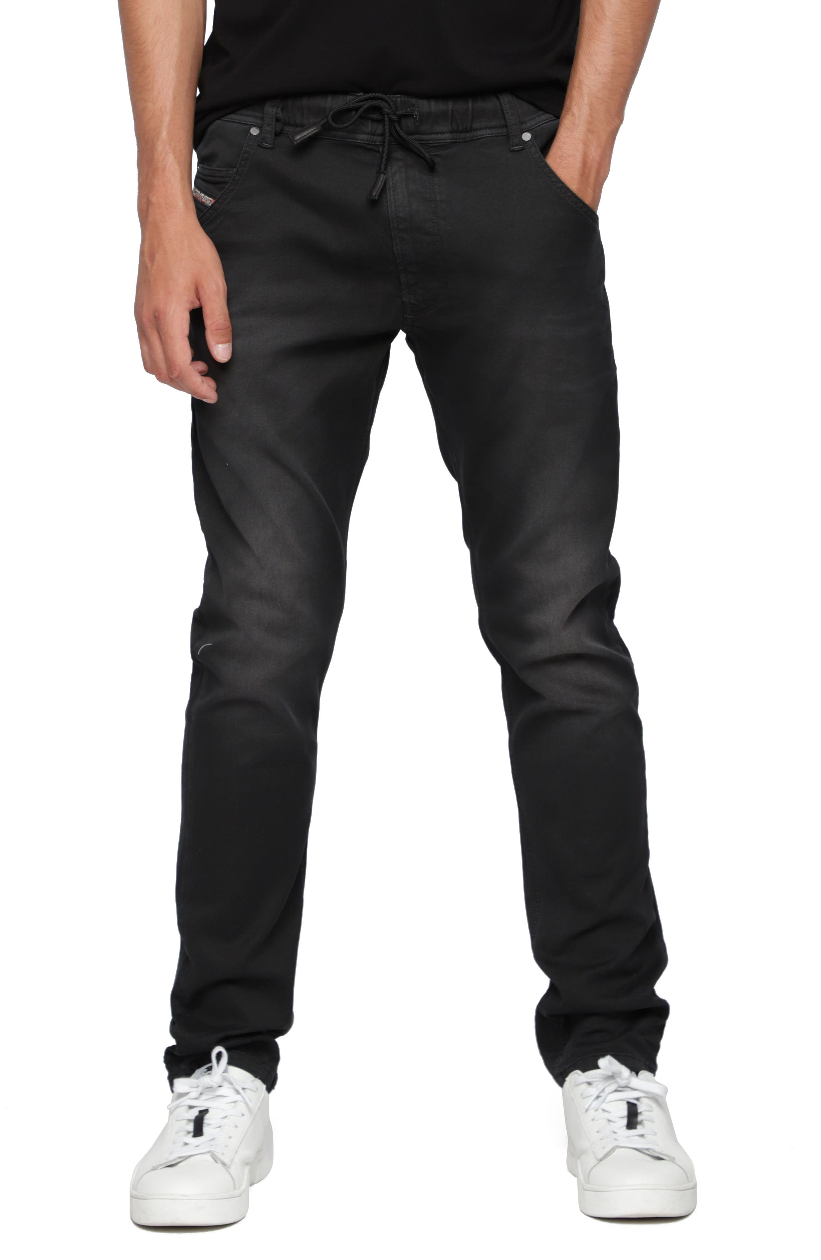 Krooley Slouchy Skinny Fit Jeans,                             Main thumbnail 1, color,                             0670M
