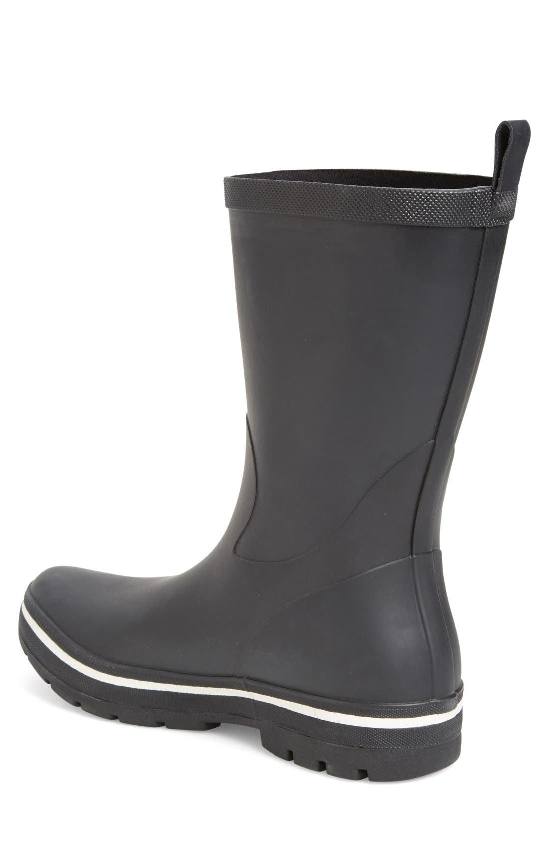 'Midsund 2' Rain Boot,                             Alternate thumbnail 3, color,                             002