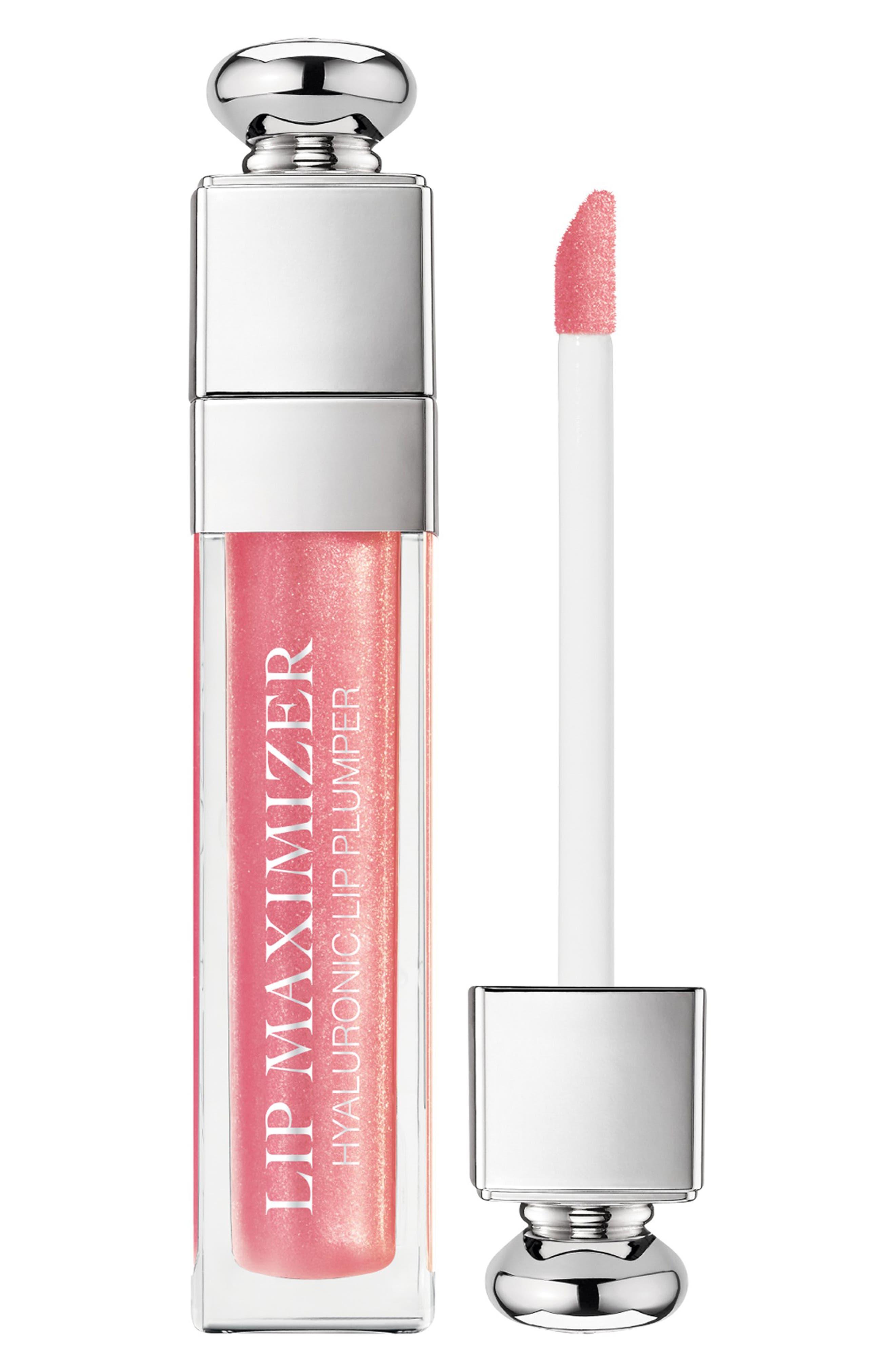 Dior Addict Lip Maximizer - 010 Pink/ Holographic