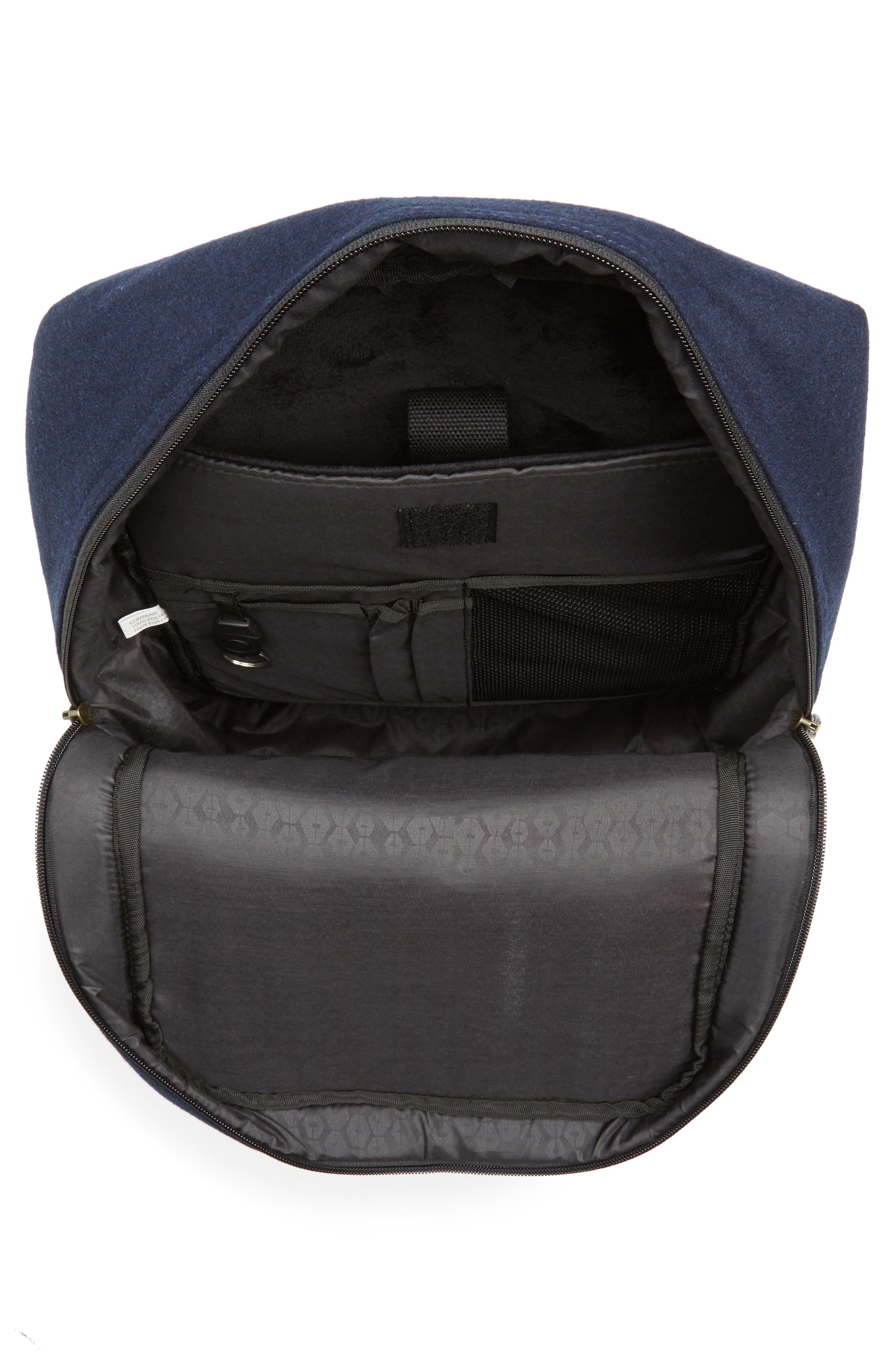 Radar Origin Water Resistant Commuter/Travel Laptop Backpack,                             Alternate thumbnail 4, color,                             410