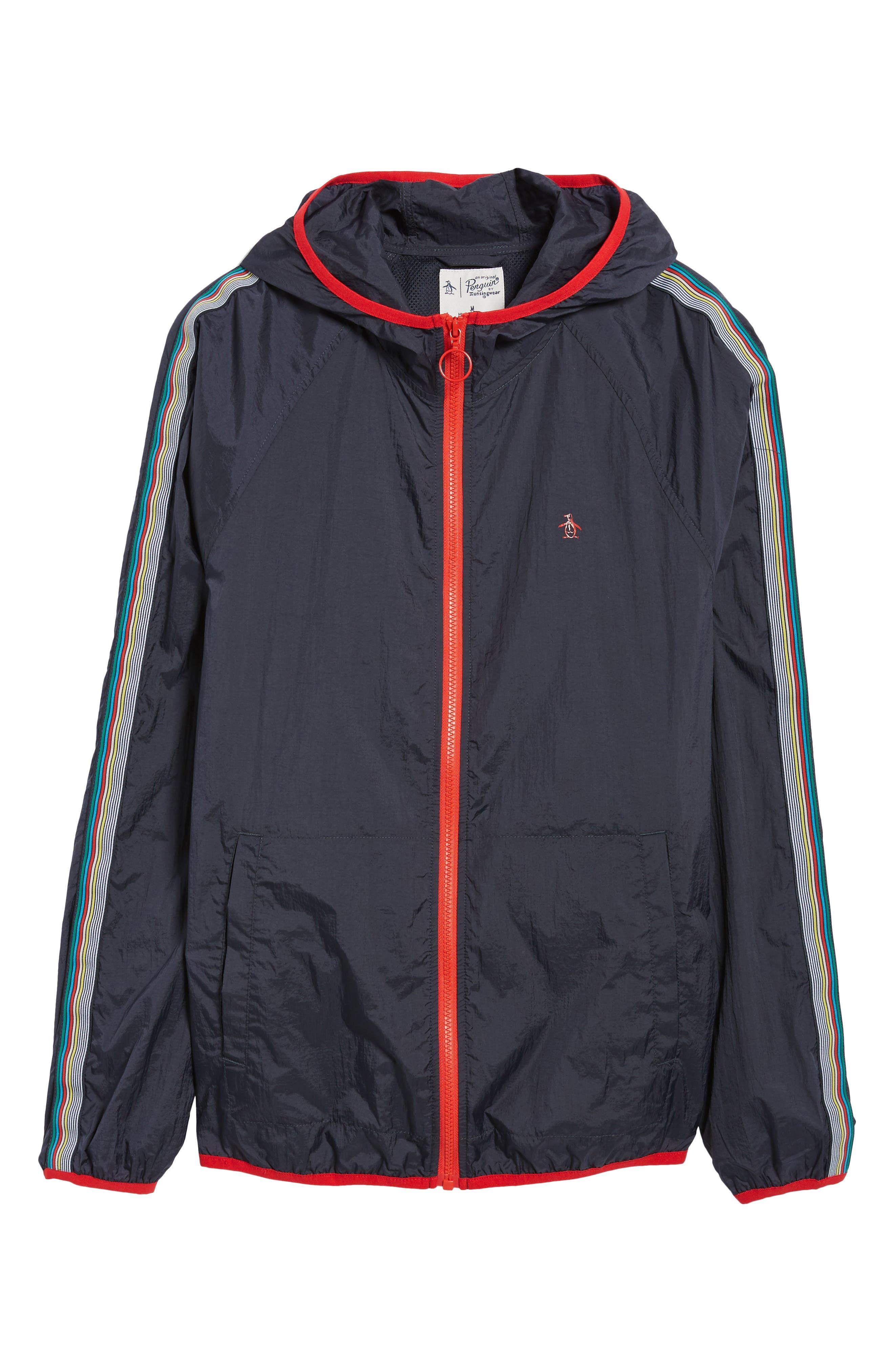 Lightweight Packable Jacket,                             Alternate thumbnail 7, color,