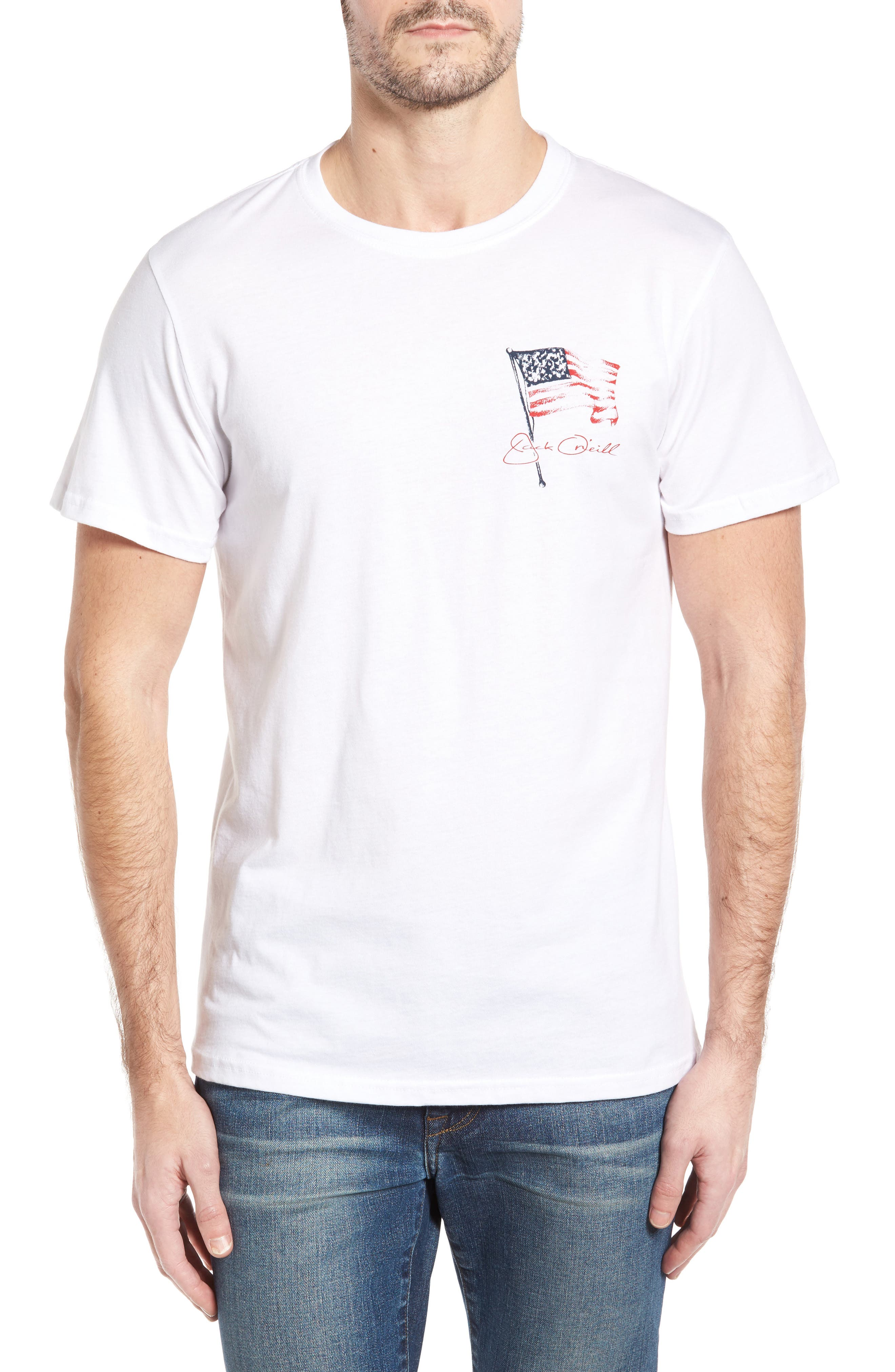 Freedom T-Shirt,                         Main,                         color, 100