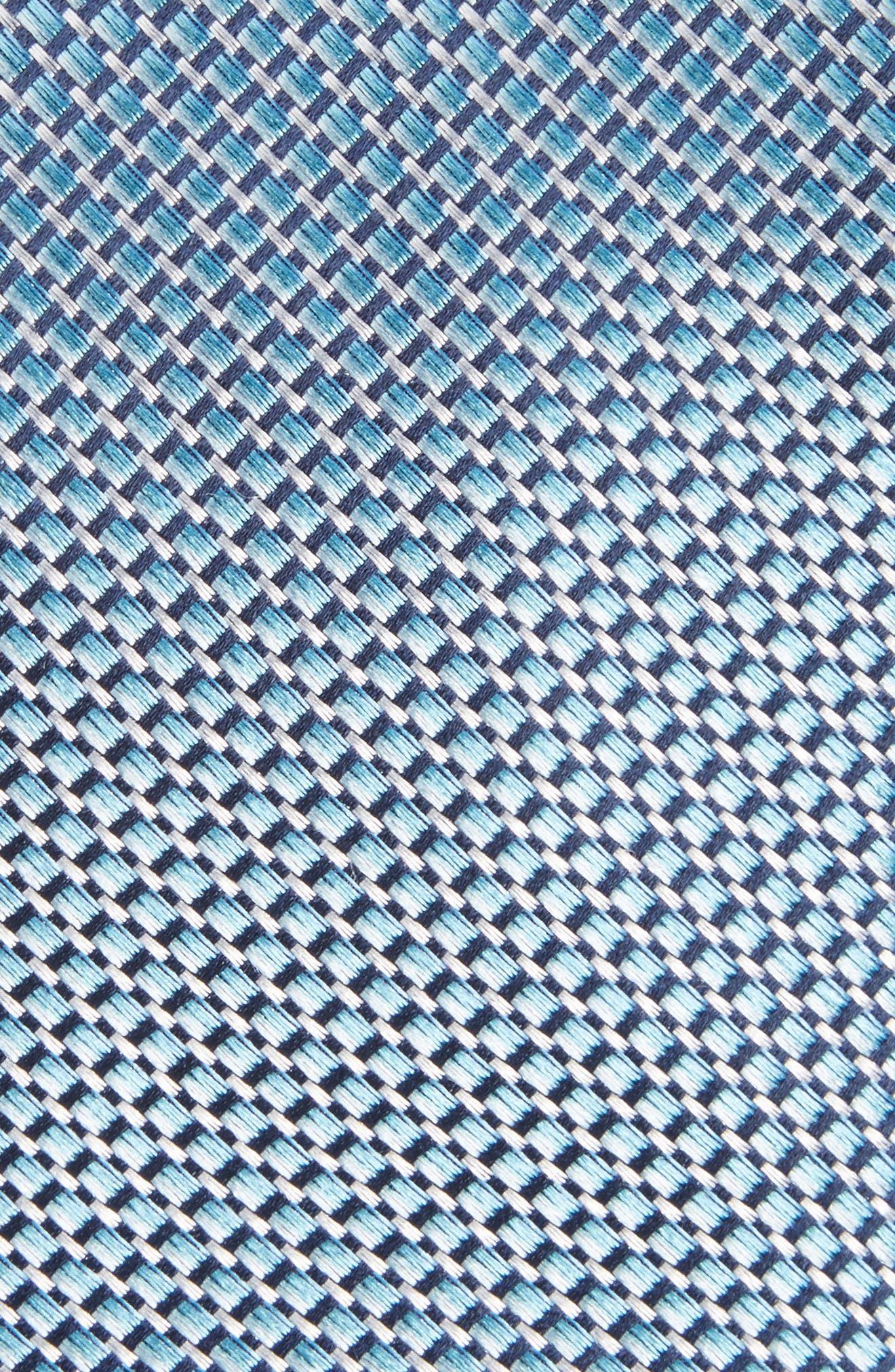 Iris Solid Silk Skinny Tie,                             Alternate thumbnail 9, color,