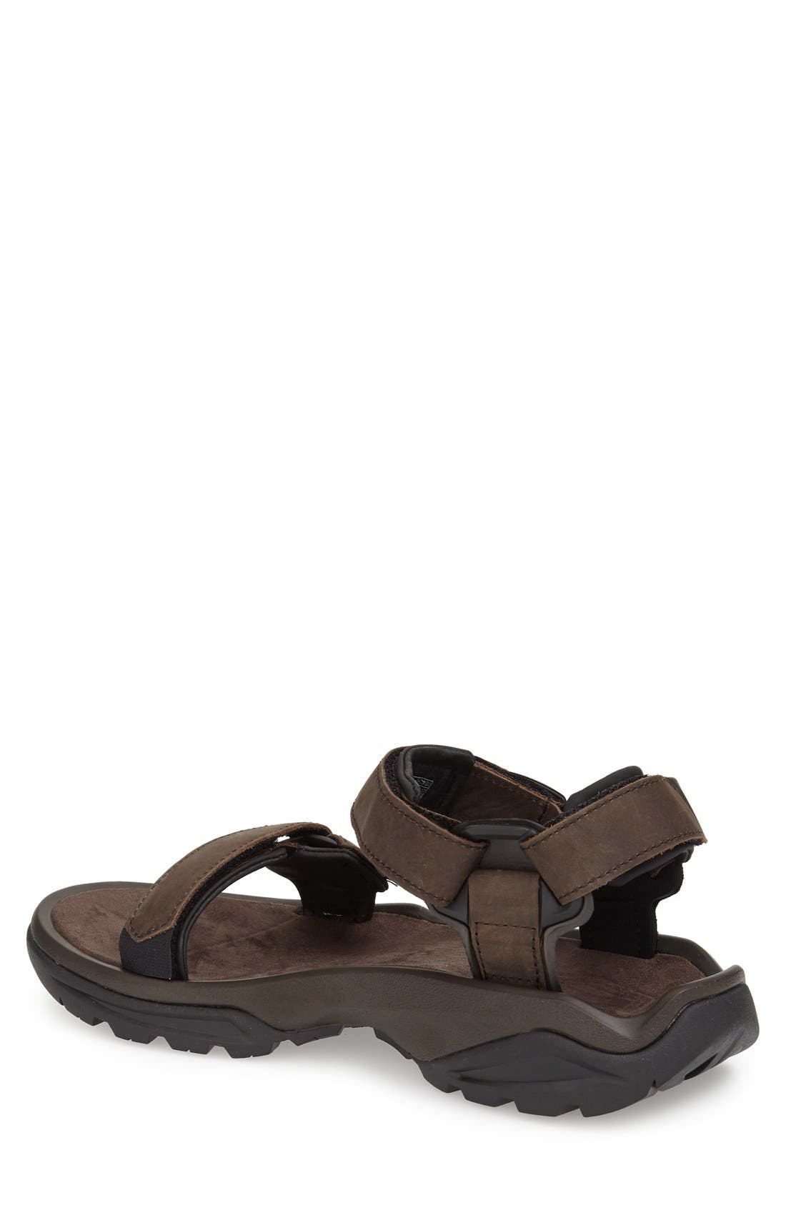 'Terra Fi 4' Sport Sandal,                             Alternate thumbnail 2, color,                             TURKISH COFFEE